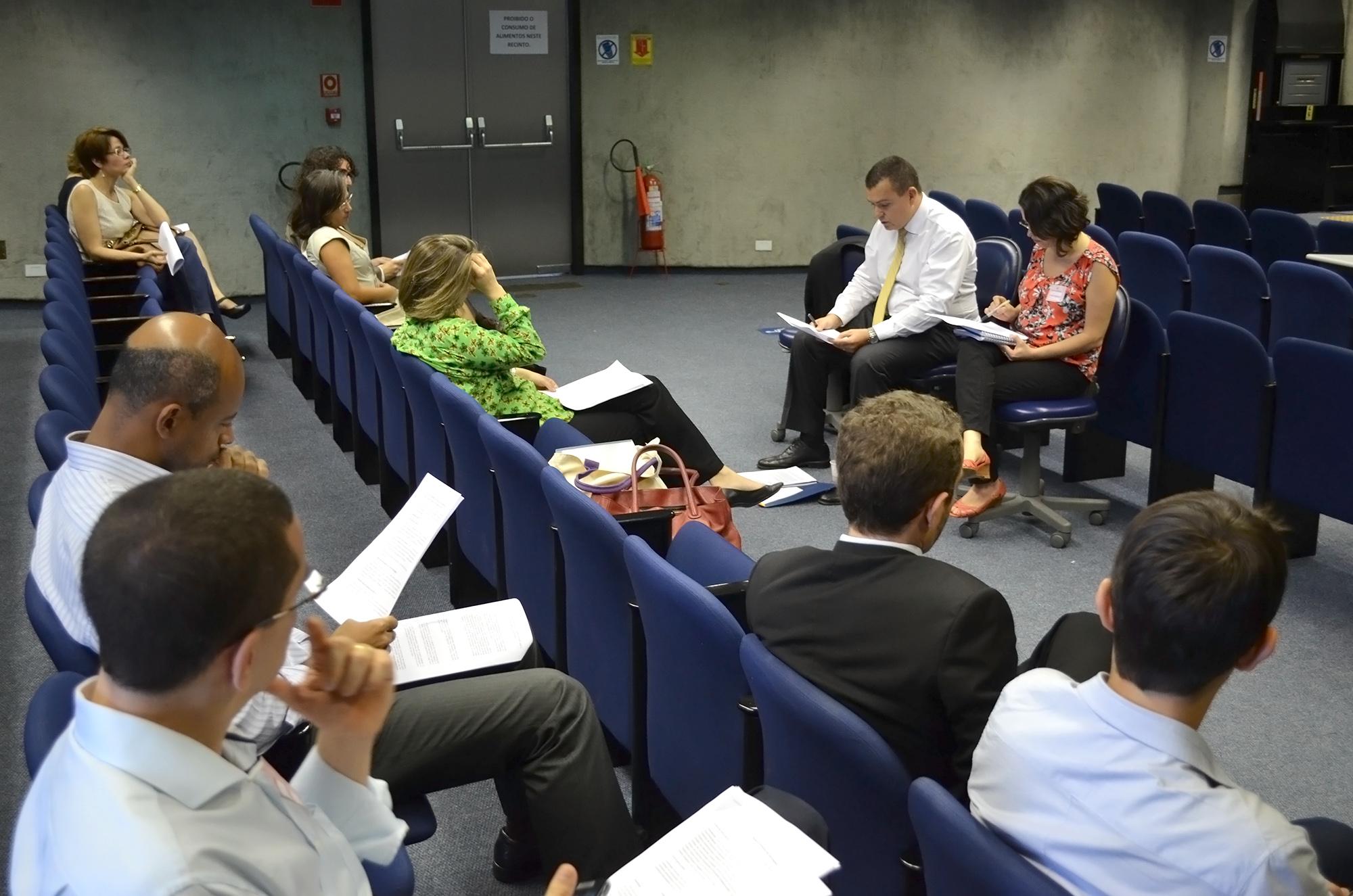 A AG foi realizada no auditório do CCBB. Foto: Filipe Calmon / ANESP