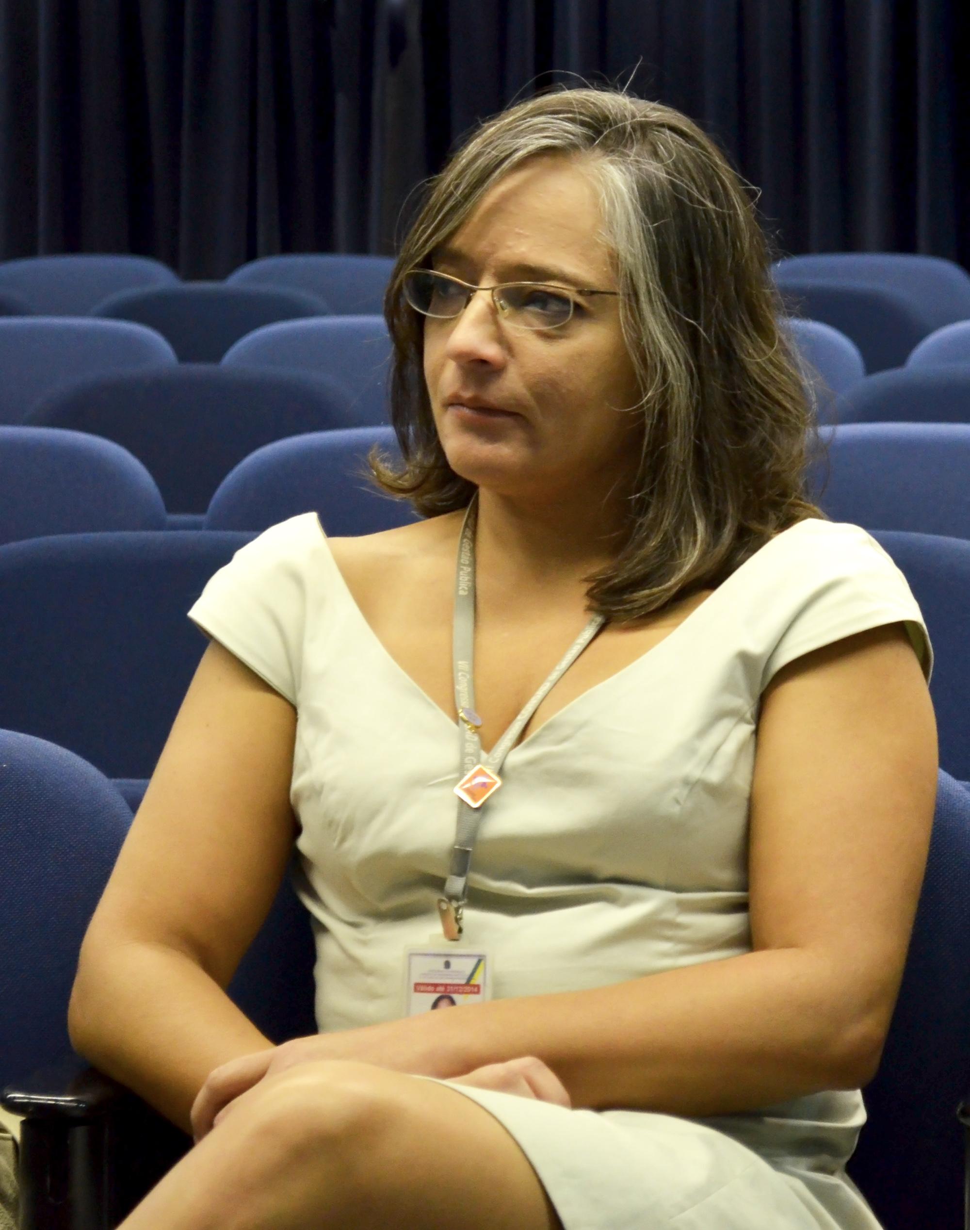 Leila Ollaik, Diretora de Estudos e Pesquisas da ANESP.