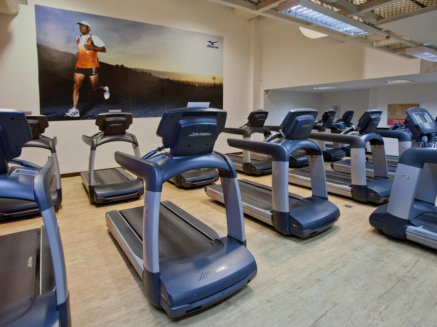 Sala de running
