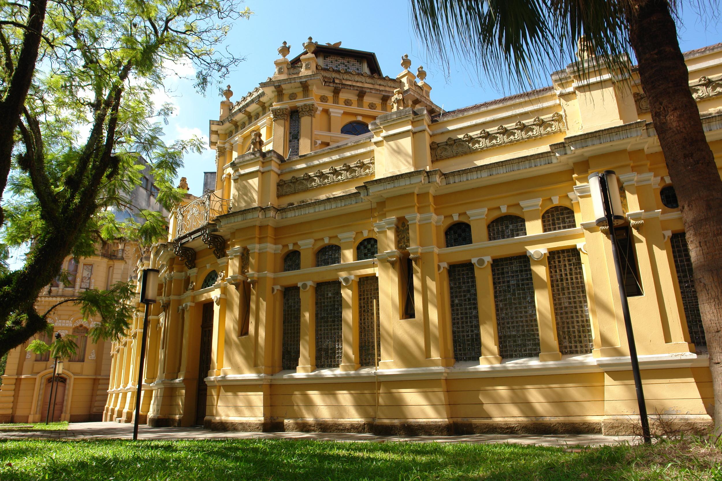 O curso é ministrado pela Universidade Federal do Rio Grande do Sul. Foto: Cadinho Andrade / UFRGS