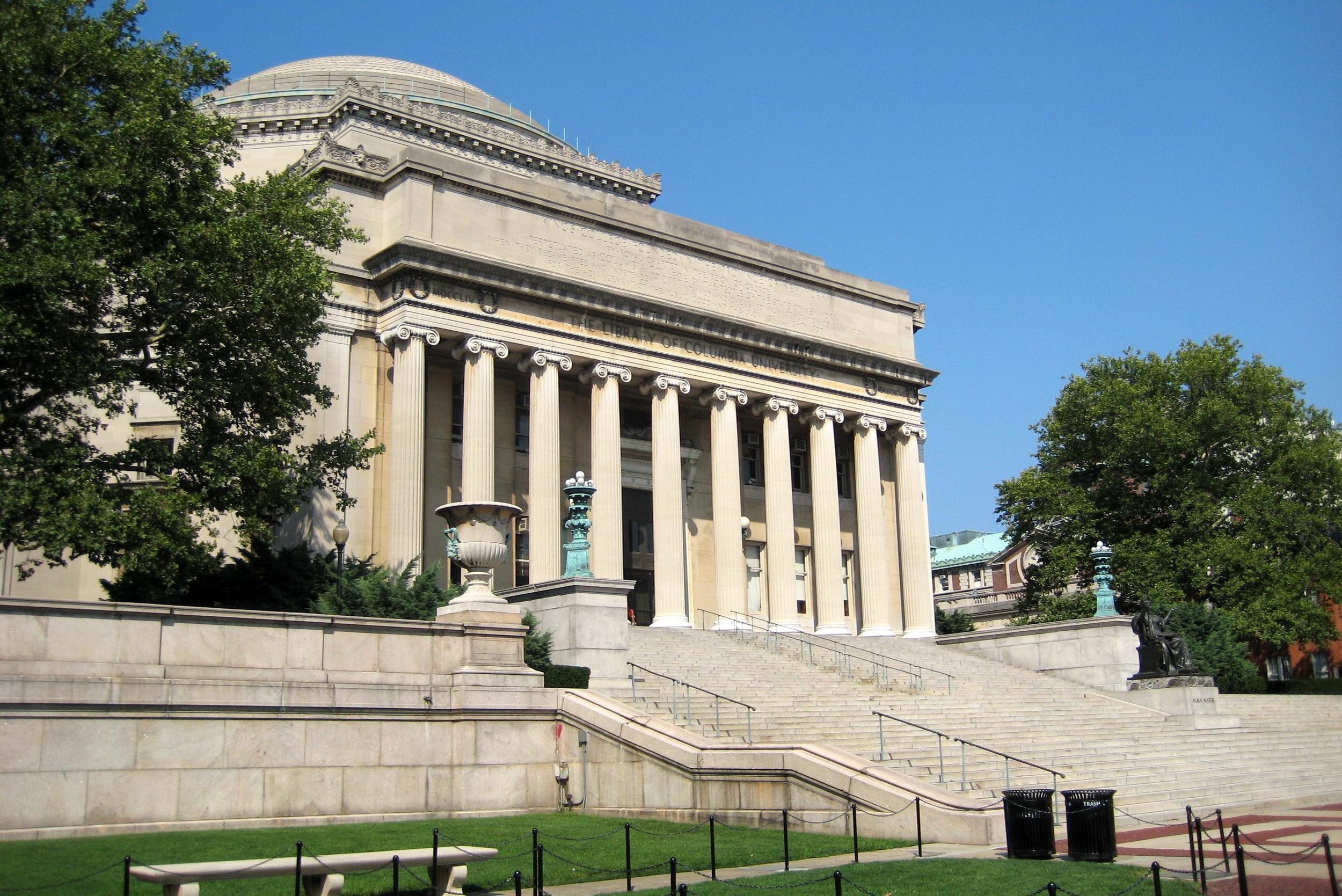 Por dois meses, em julho de 2015 e julho de 2016, os alunos do mestrado terão aulas presenciais na sede da Columbia, em Nova Iorque. Foto: Wally Gobetz