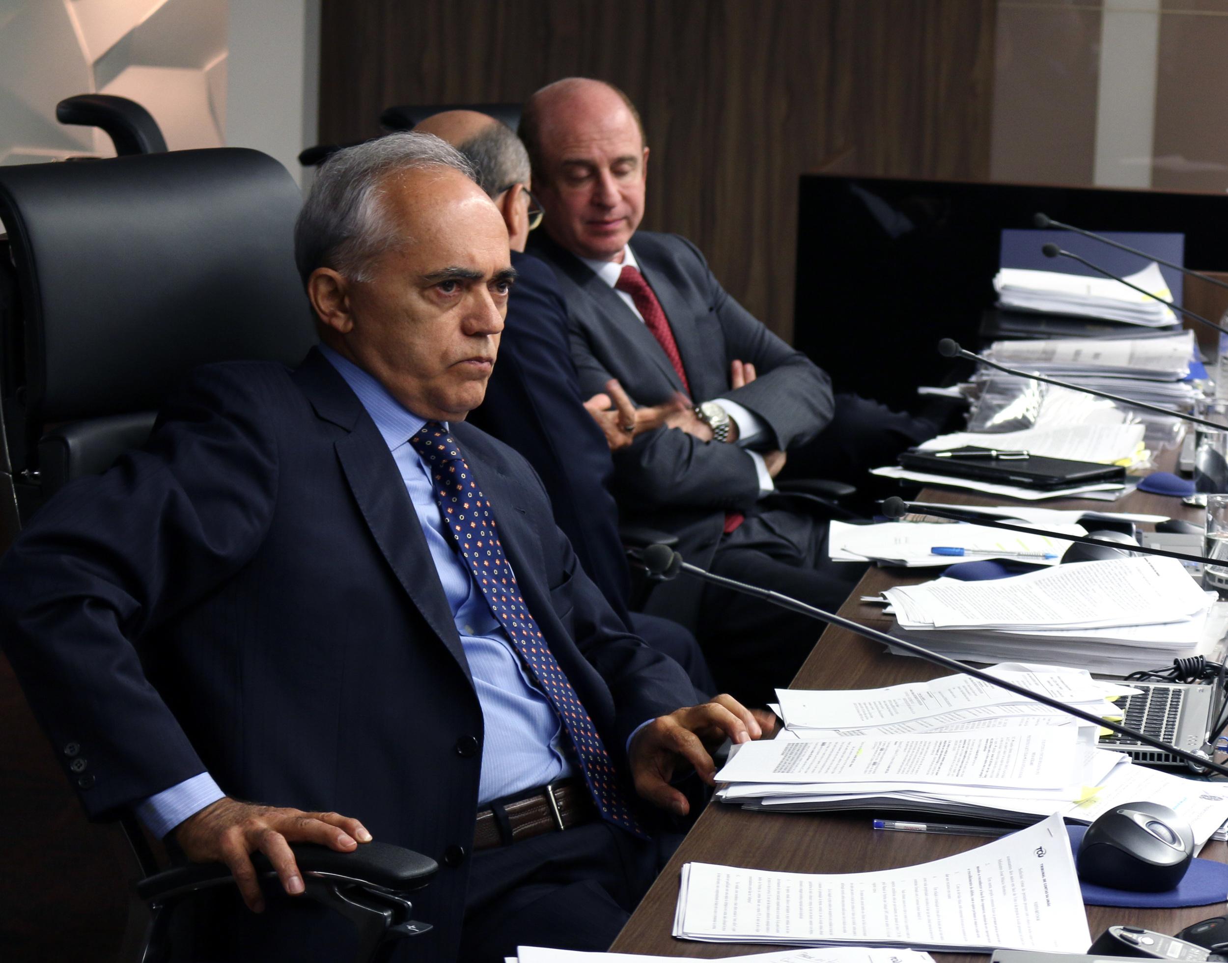 Ministro relator Raimundo Carreiro. Foto: Filipe Calmon / ANESP
