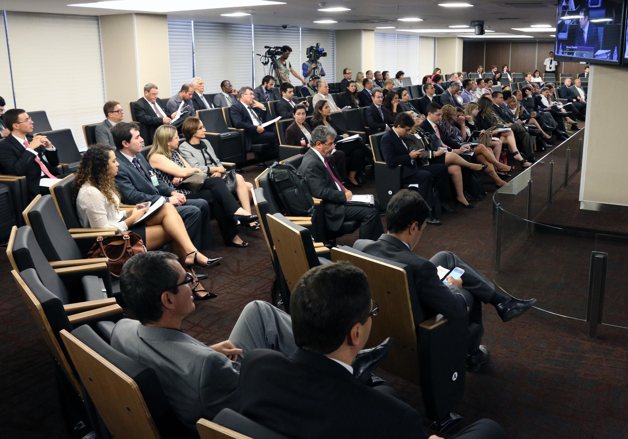 Sessão ocorreu no plenário do TCU. Foto: Filipe Calmon