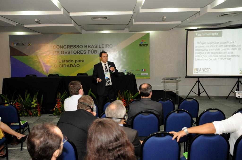 Trajano Quinhões - Presidente da ANESP Foto: Ascom ANESP