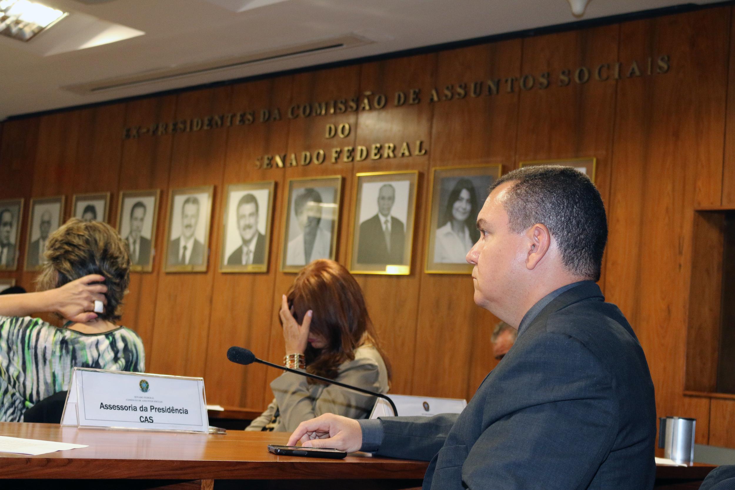 Presidente da ANESP, João Aurélio