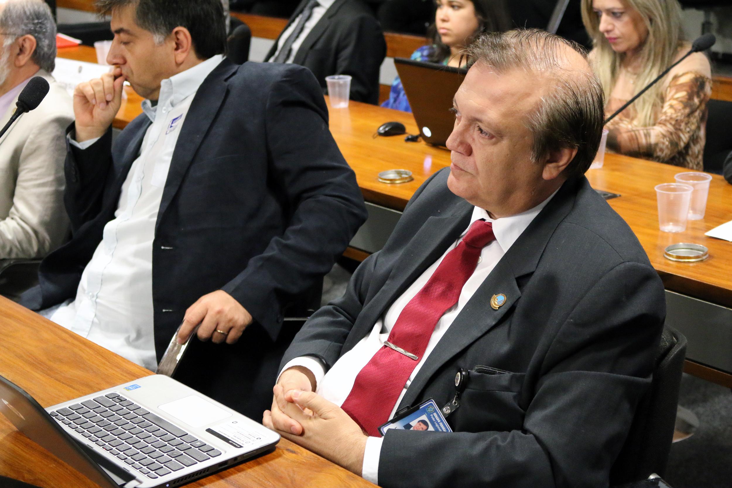 Luis Alberto, ex-presidente da ANESP e consultor do Senado.
