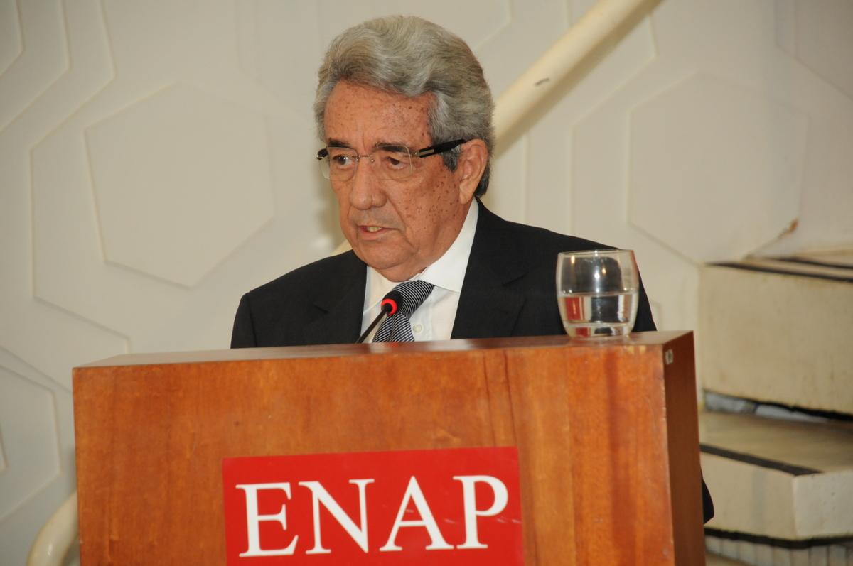 Professor Gileno Marcelino Foto: Ascom ANESP