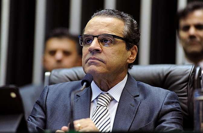 Deputado Henrique Eduardo Alves - Presidente da Câmara Foto: J. Batista/Câmara dos Deputados