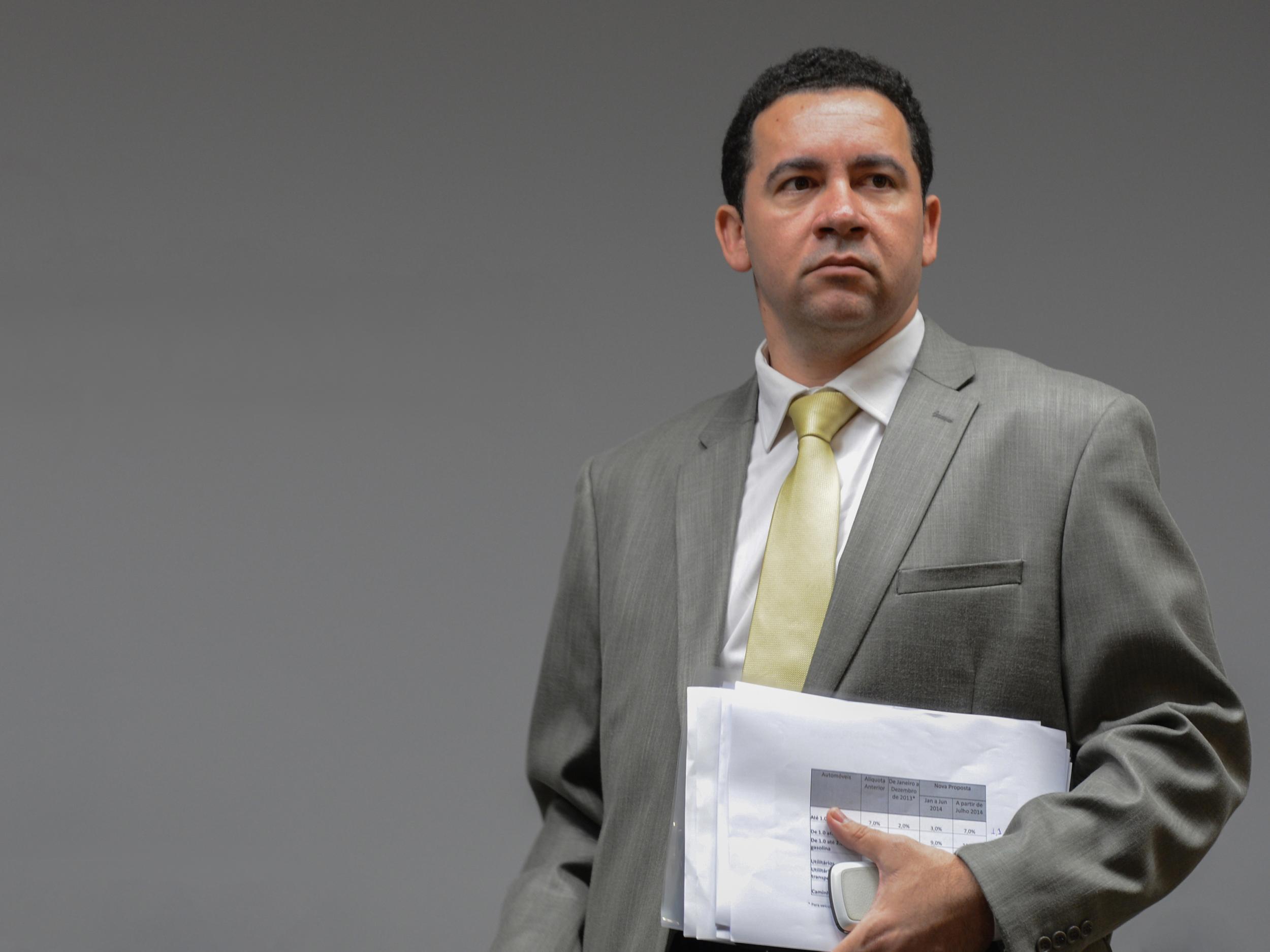 Dyogo Oliveira é Especialista em Políticas Públicas e Gestão Governamental. Foto: Antonio Cruz / Agência Brasil