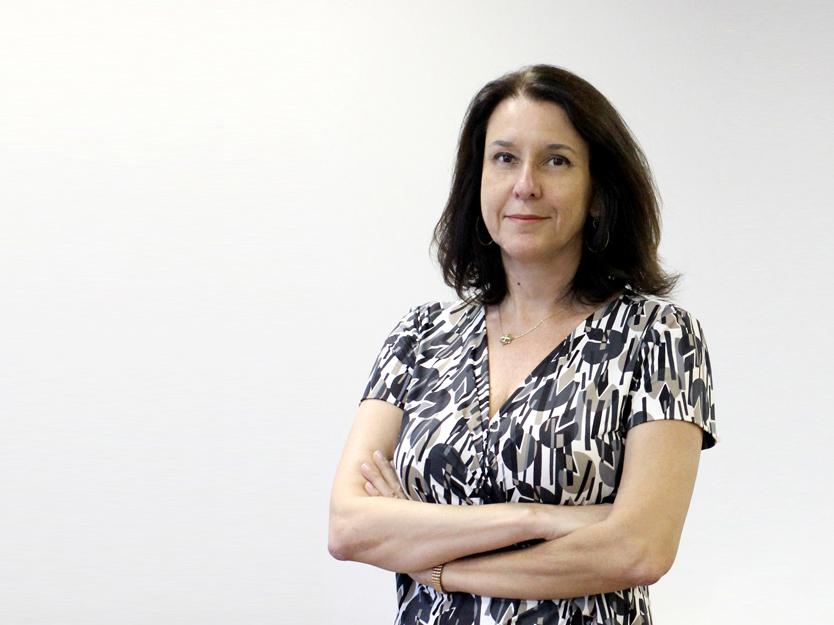 Associada Anamelia Seyffarth é EPPGG da 3ª Turma. Foto: MDIC