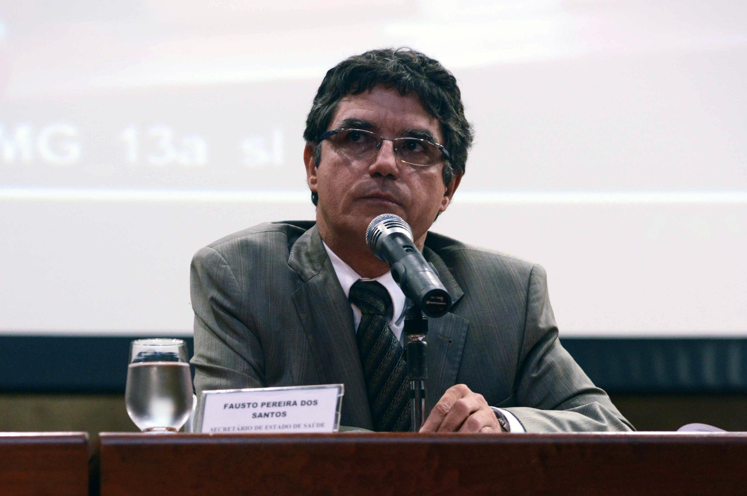 Fausto Pereira dos Santos é EPPGG da 15ª Turma. Foto: Henrique Chendes / Imprensa MG
