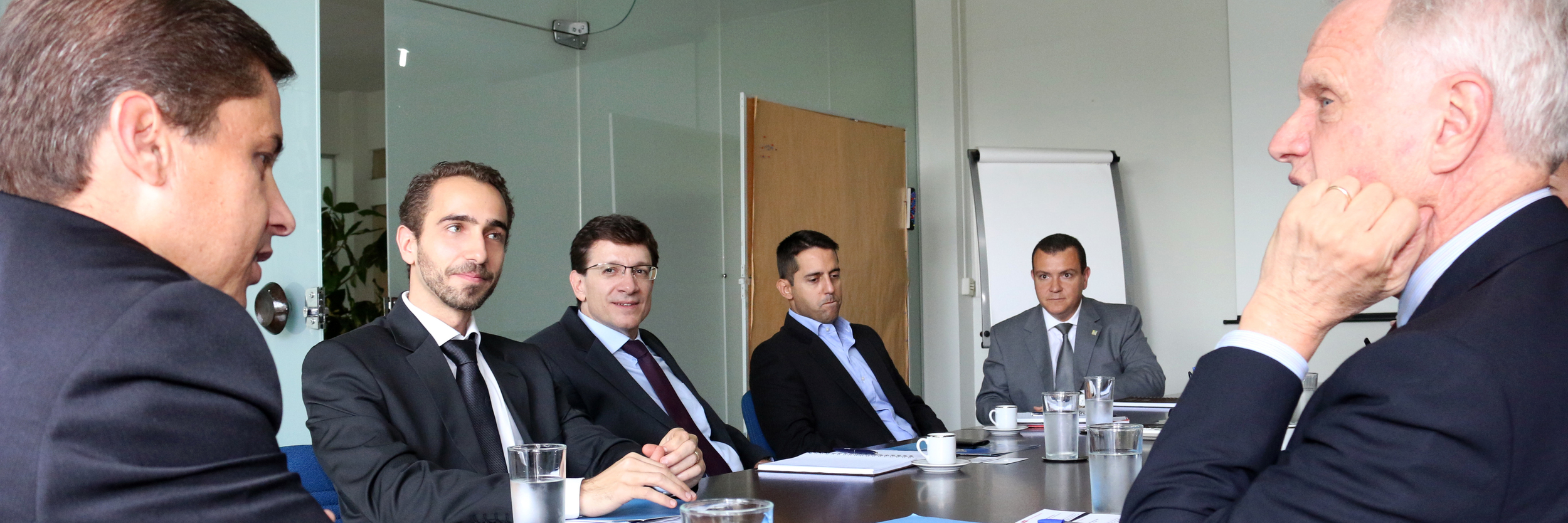Possibilidade de parceria entre ENAP e Columbia em discussão