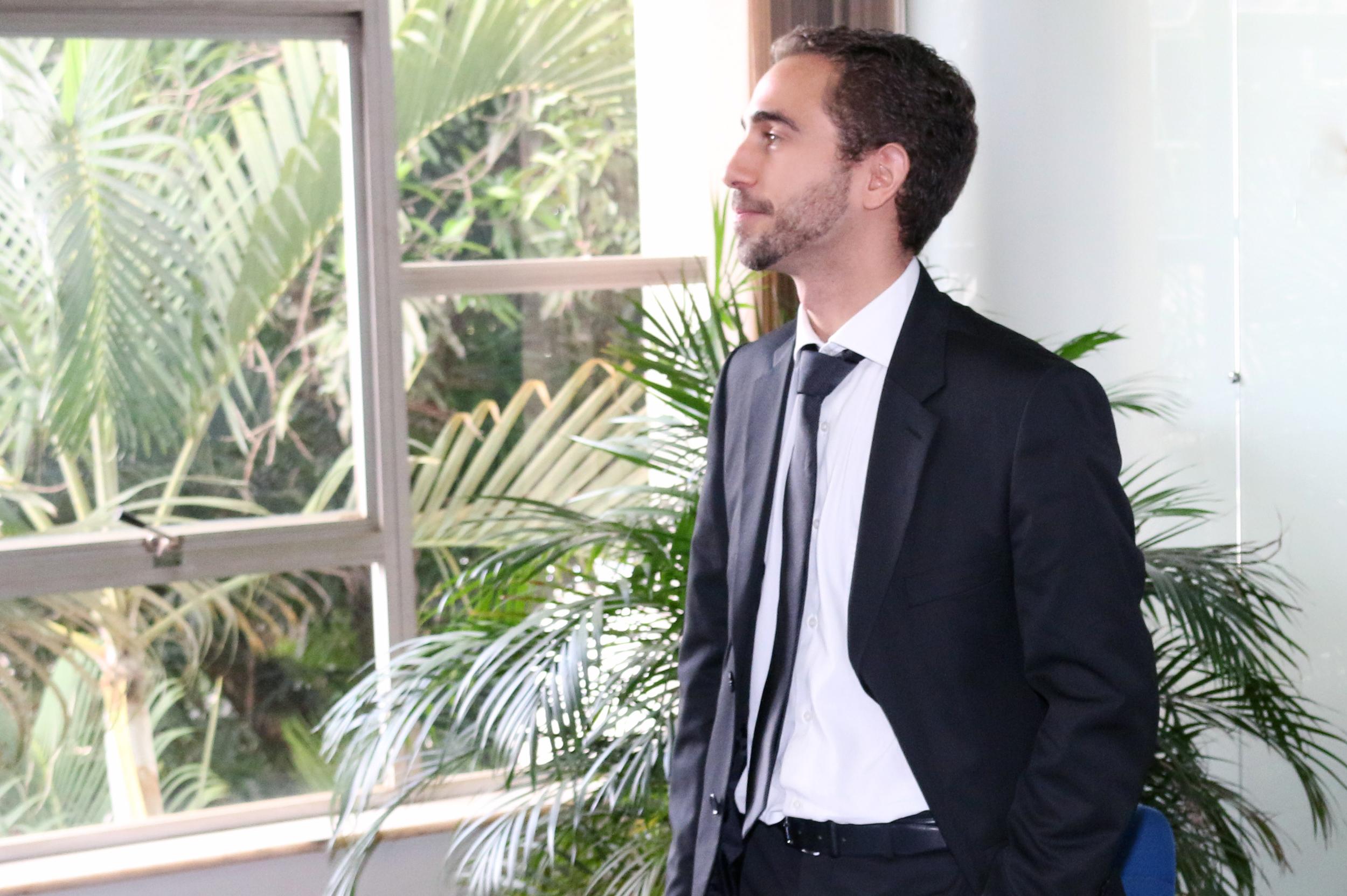 Matheus Azevedo, Diretor de Comunicação da ANESP