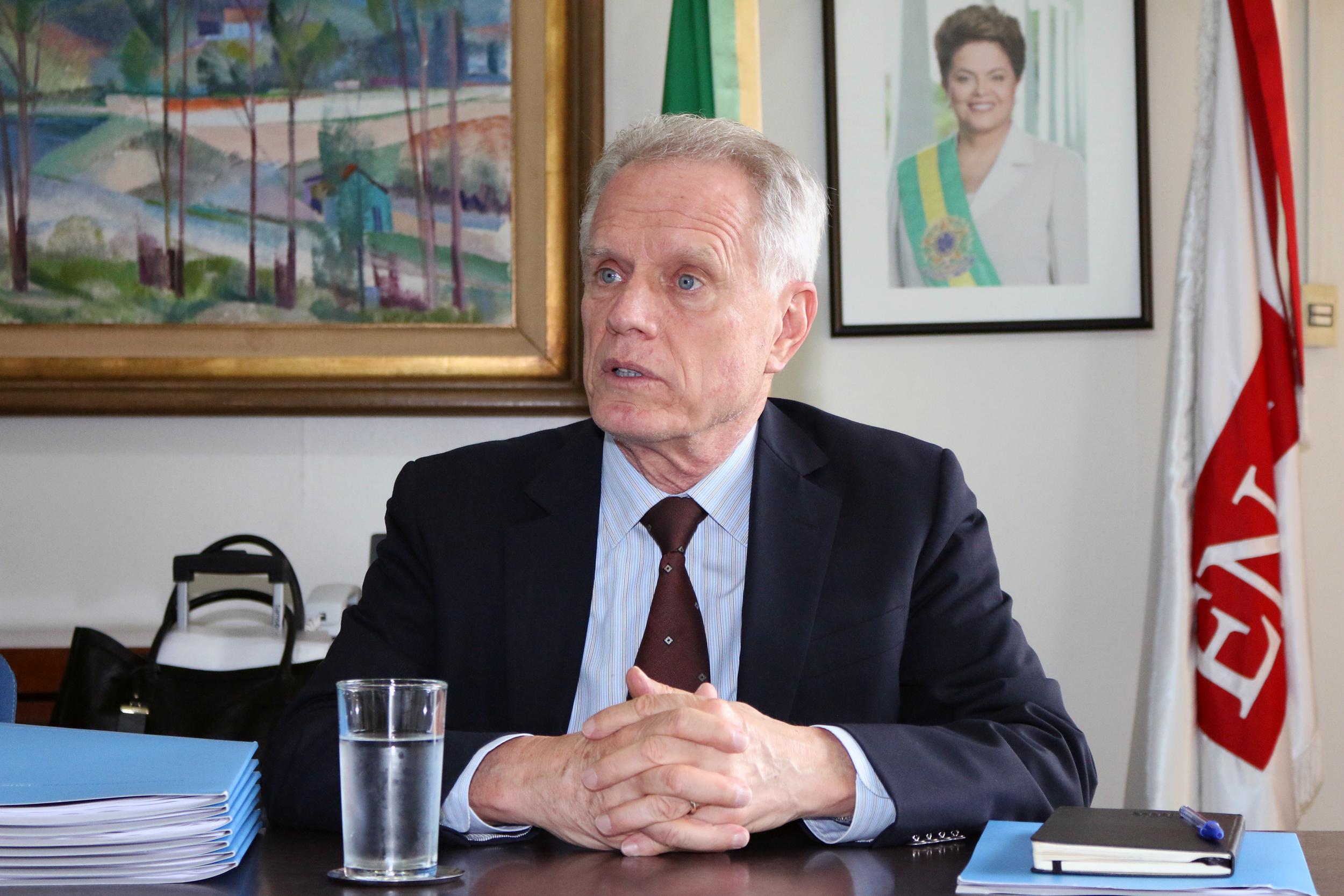 Professor Thomas Trebat