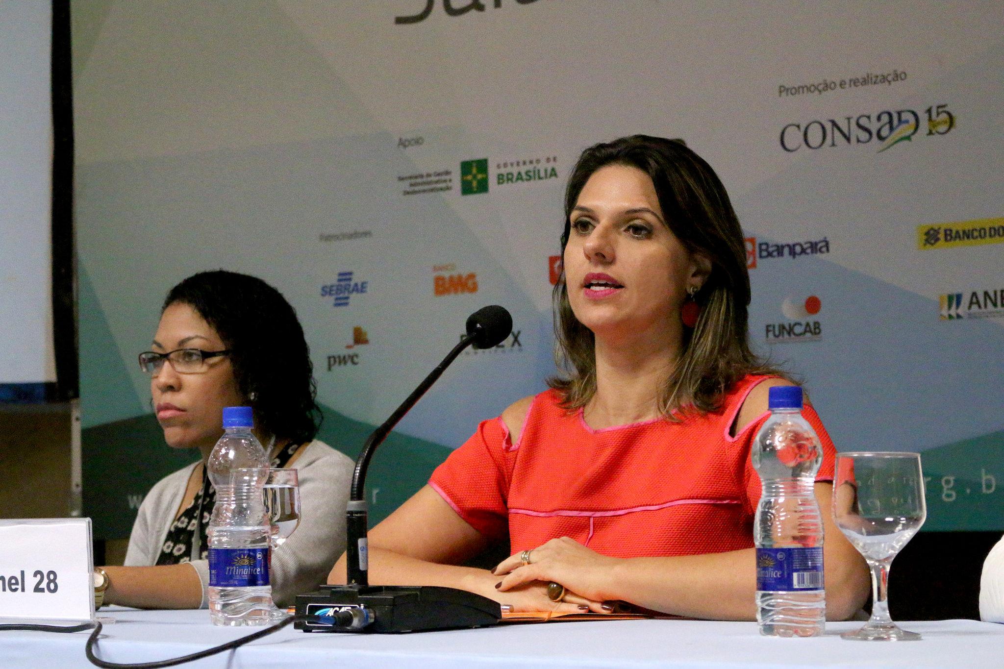 Giovanna Victer, associada da ANESP