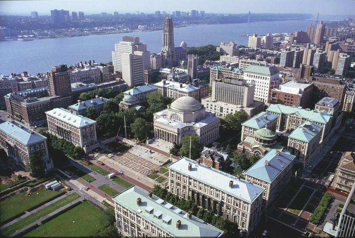 Foto: Universidade Columbia em Nova Iorque