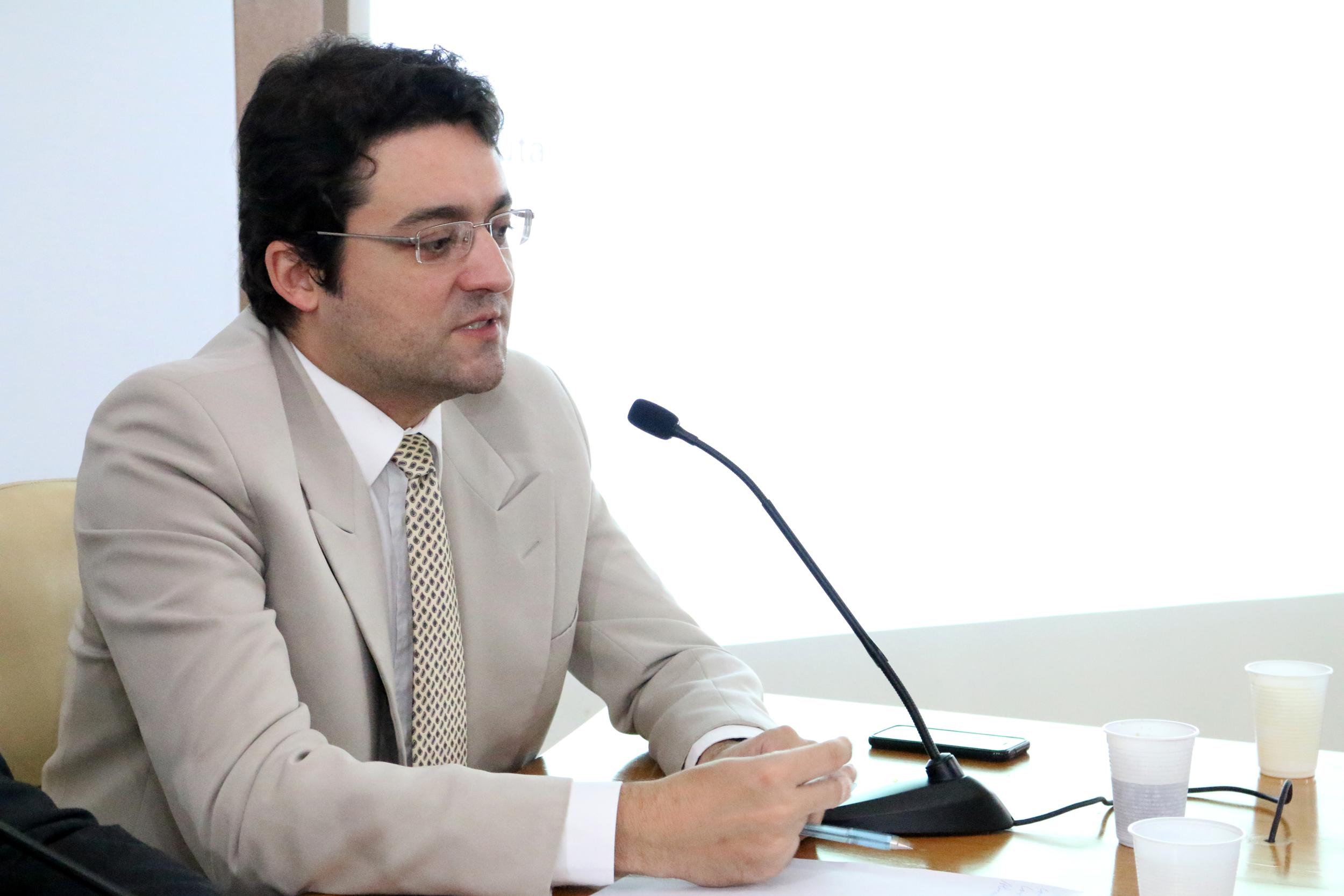 Alex Canuto é Diretor Jurídico da ANESP. Foto: Filipe Calmon / ANESP