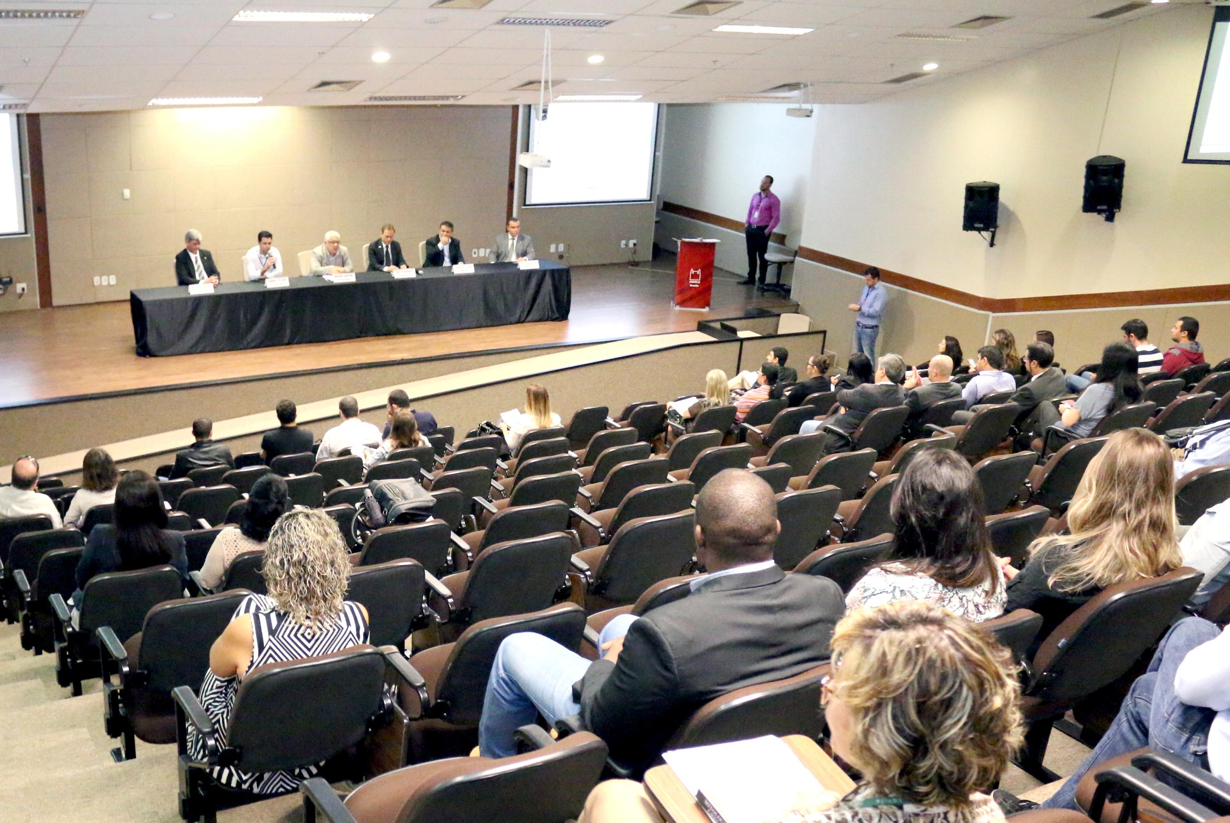 Evento foi realizado na Fiocruz Brasília