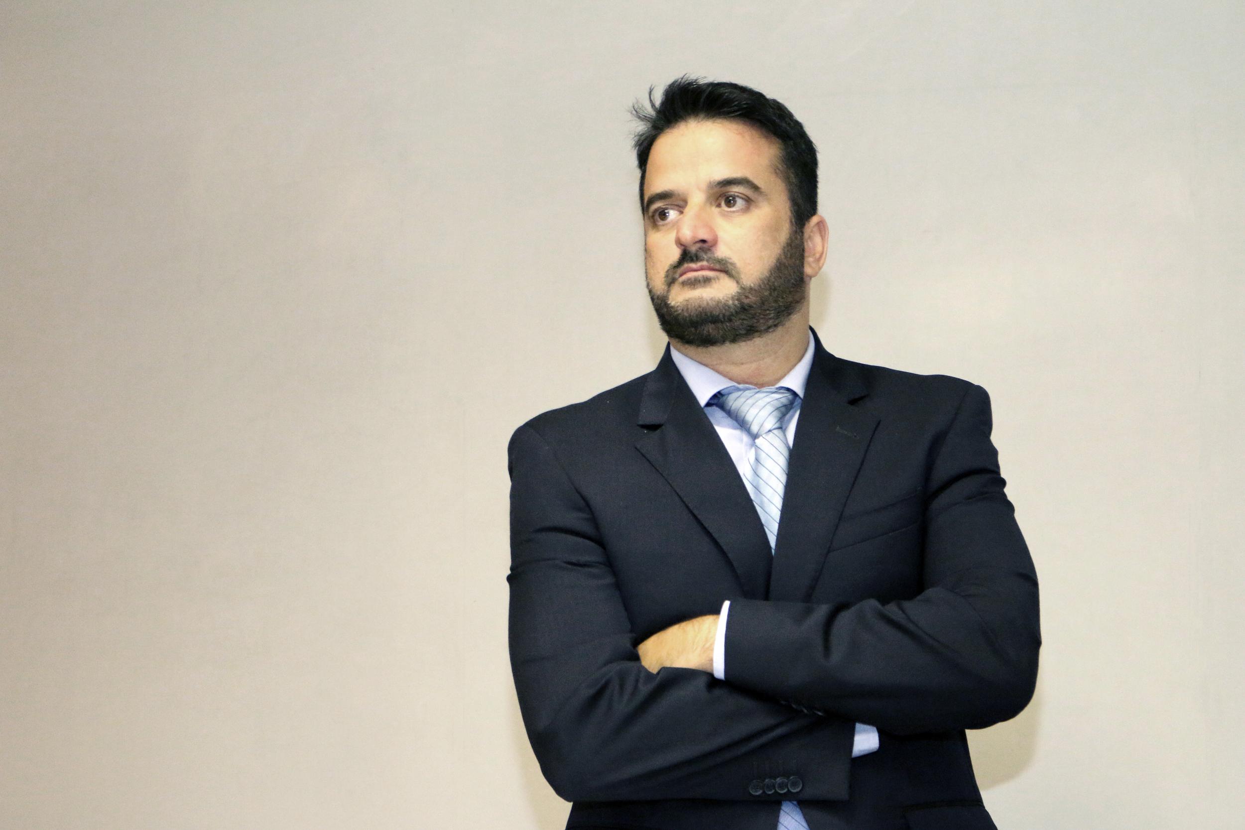 Renato Cader é EPPGG da 7ª Turma. Foto: Filipe Calmon / ANESP