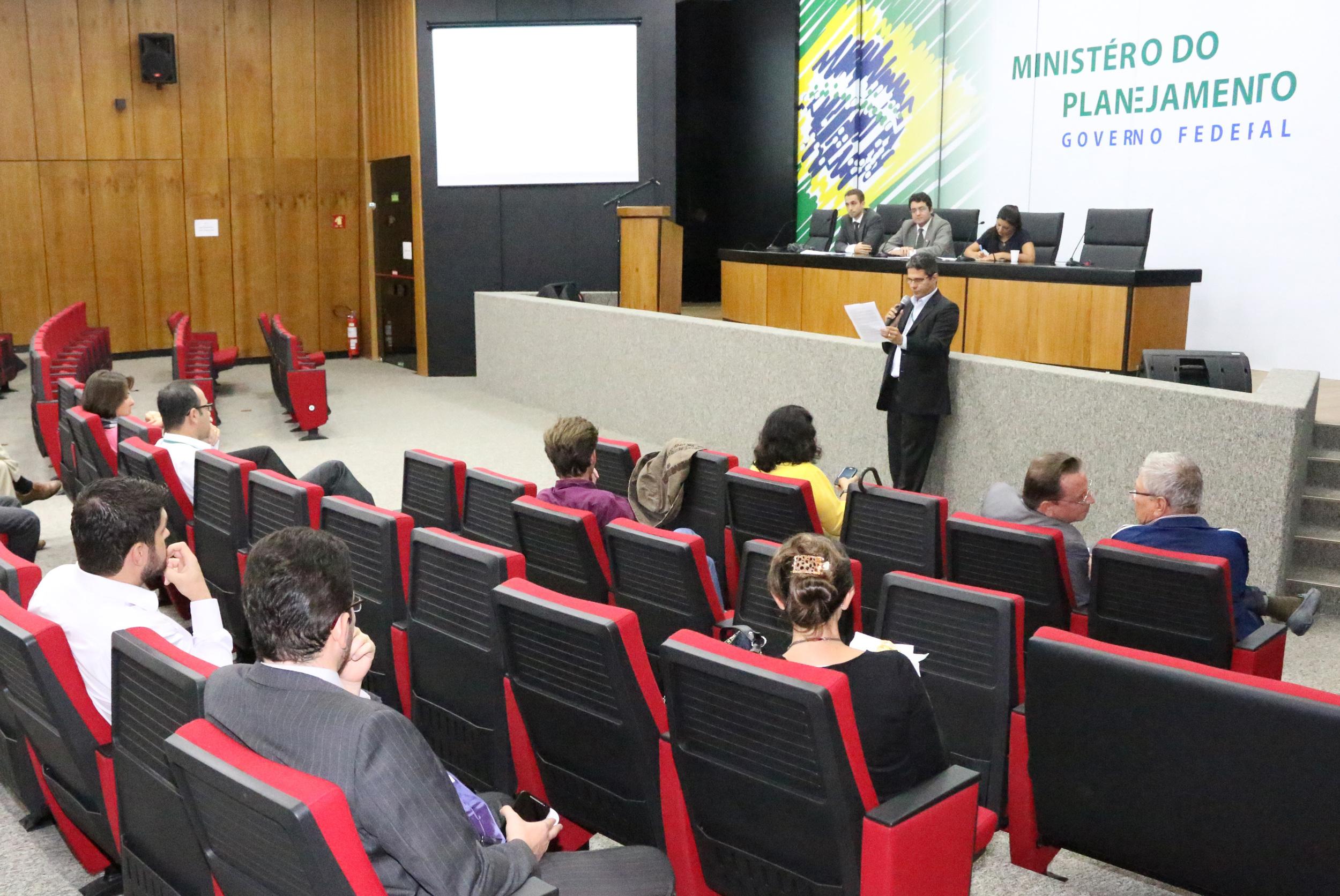 Ex-Presidente da ANESP Ricardo Vidal.