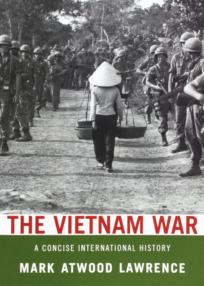 Lawrence, Mark - The Vietnam War.jpg
