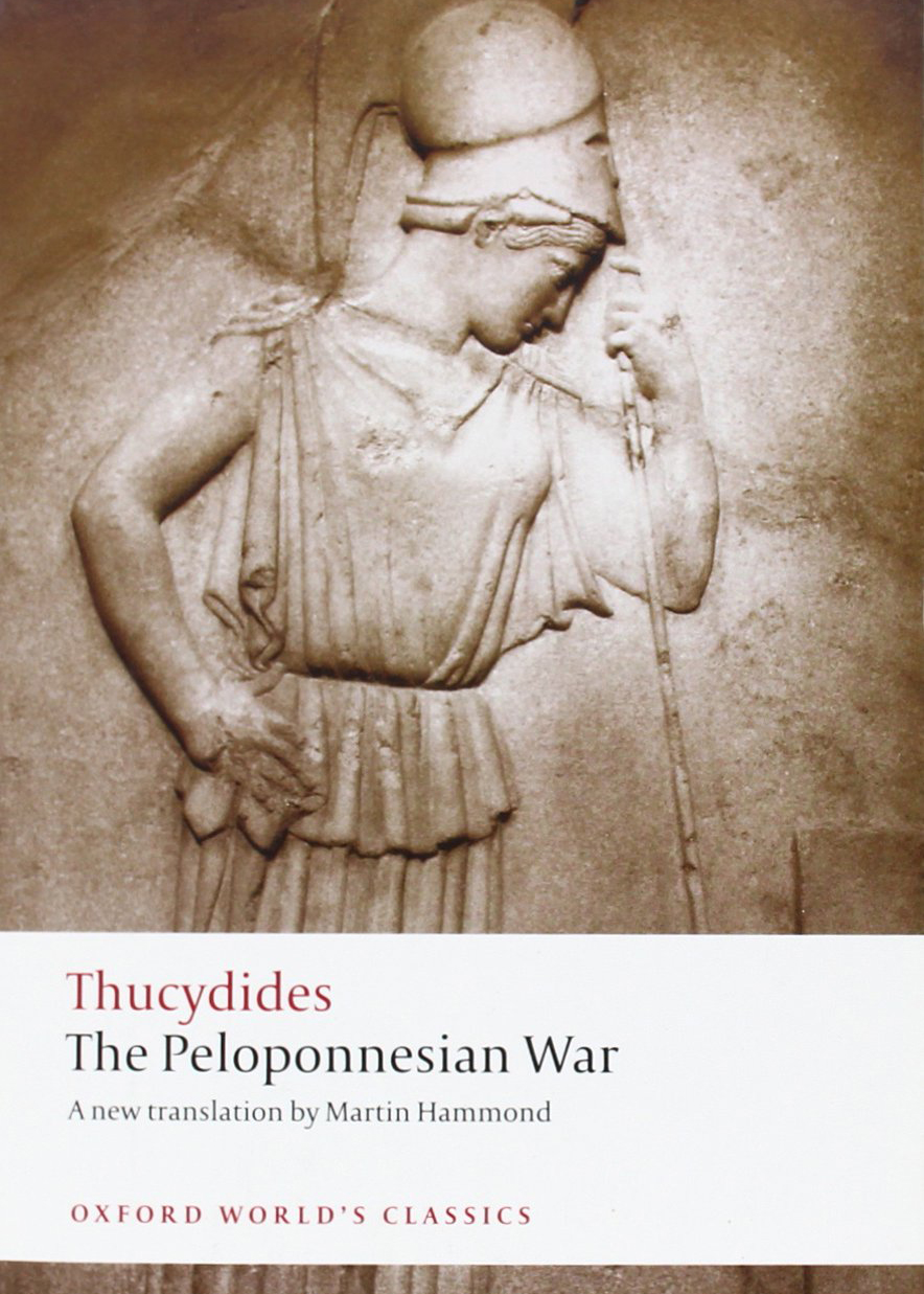 Hammond, Martin - The Peloponnesian War.jpg