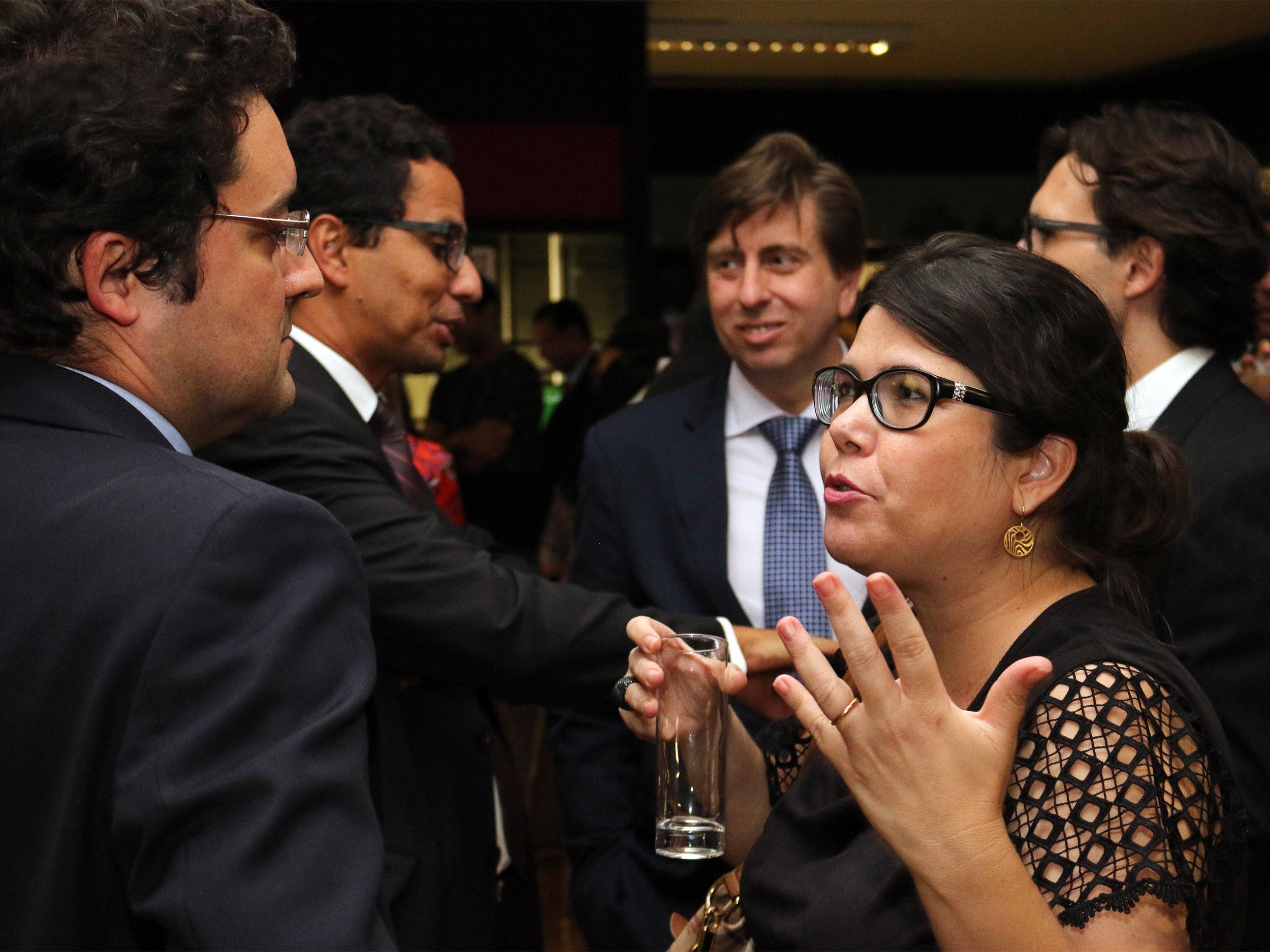 A EPPGG Aline Soares é Secretária-Adjunta de Gestão. Foto: Filipe Calmon / ANESP