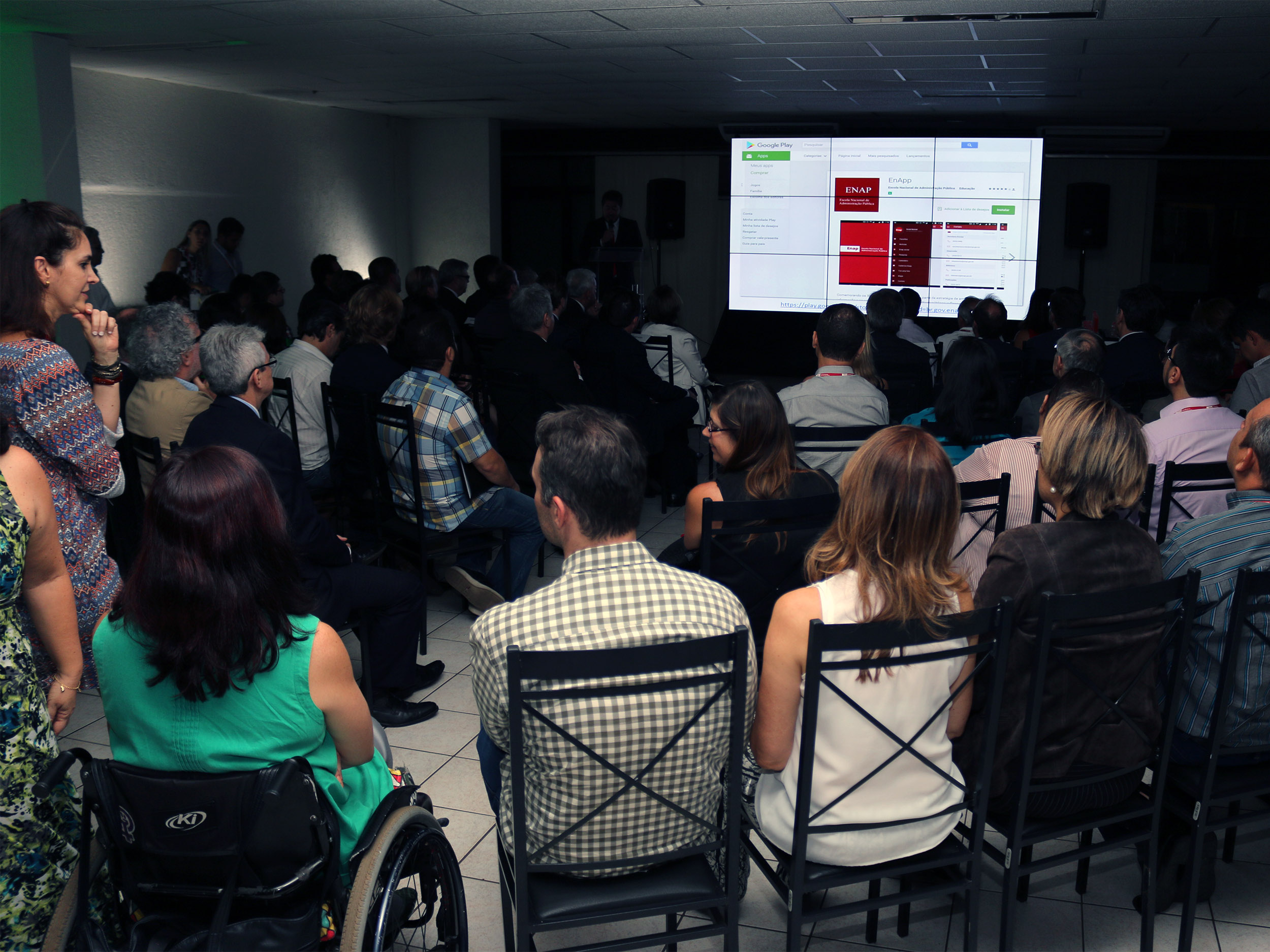 EnAPP foi lançado durante o evento. Foto: Filipe Calmon / ANESP