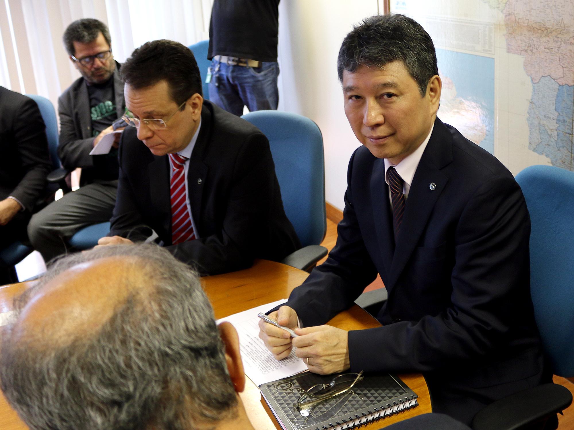 Secretário Augusto Chiba