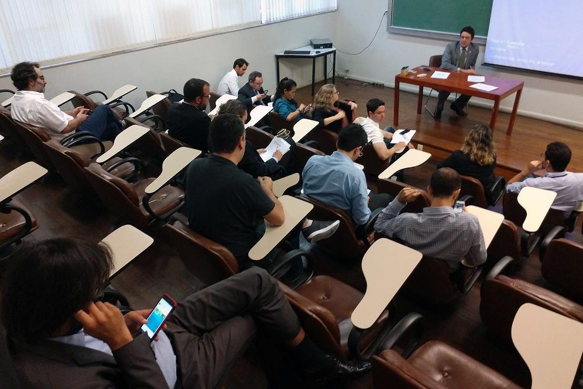 Associados debateram ações durante AGE na ENAP. Foto: Filipe Calmon / ANESP
