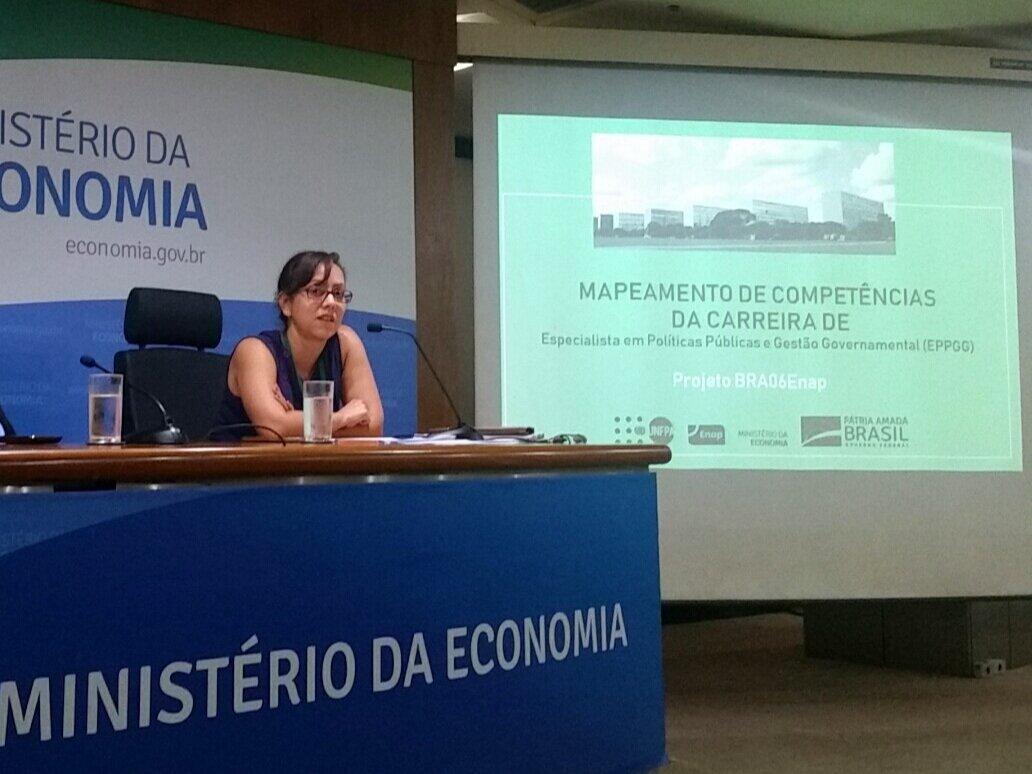 Soraya Brandão é a nova Coordenadora Geral de Gestão das Carreiras Transversais