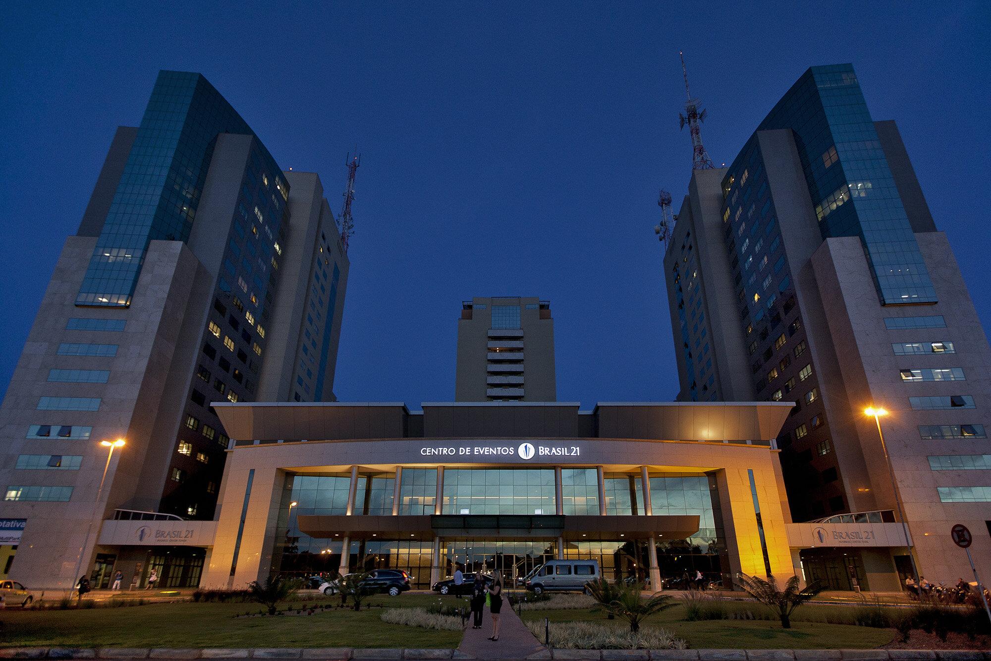 Centro de Convenções Brasil 21 recebe o Fórum da Fenasaúde