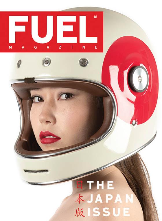 Fuel Magazine Japan Issue 2014