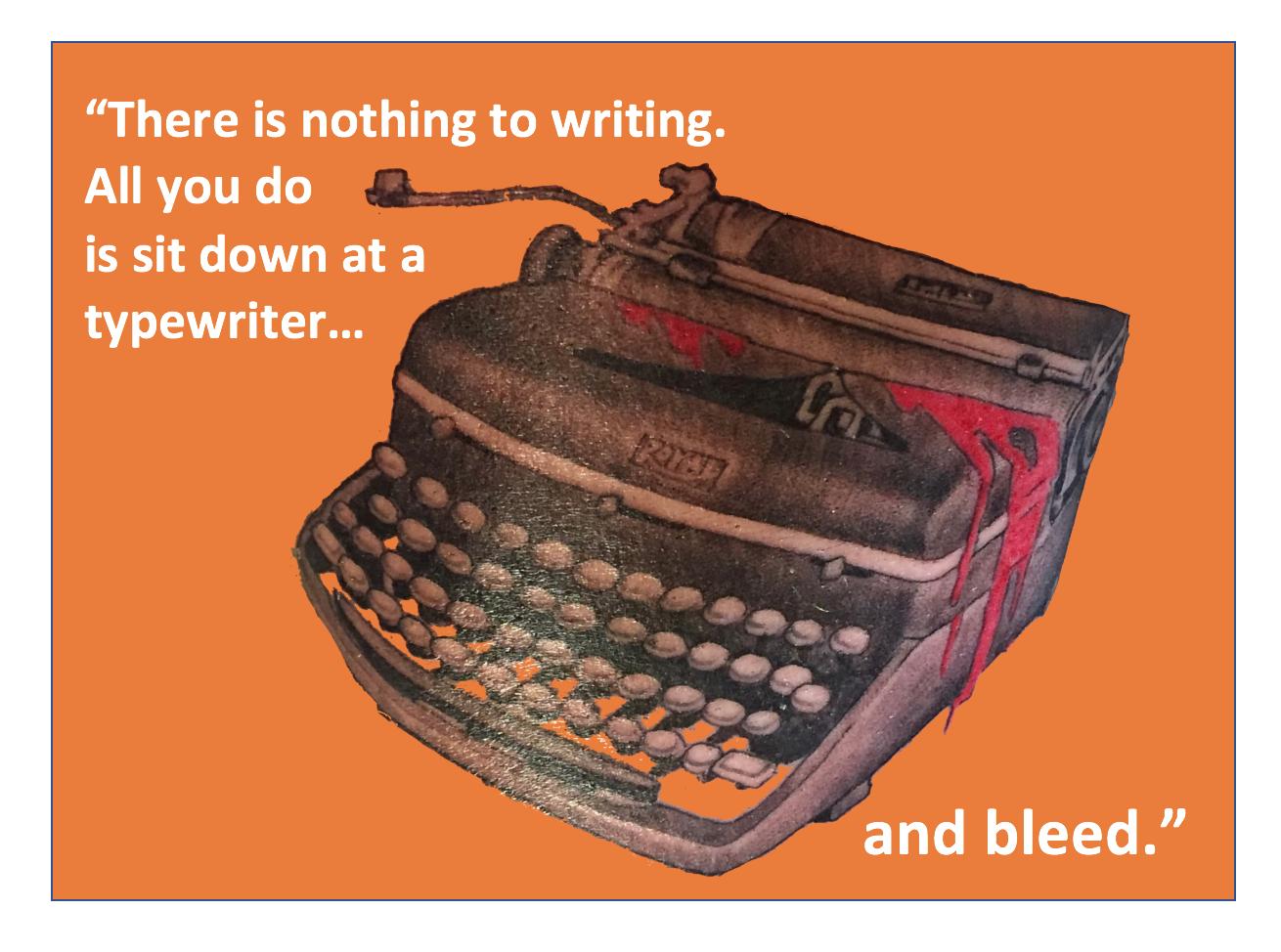 Bleeding Typewriter Memed.png