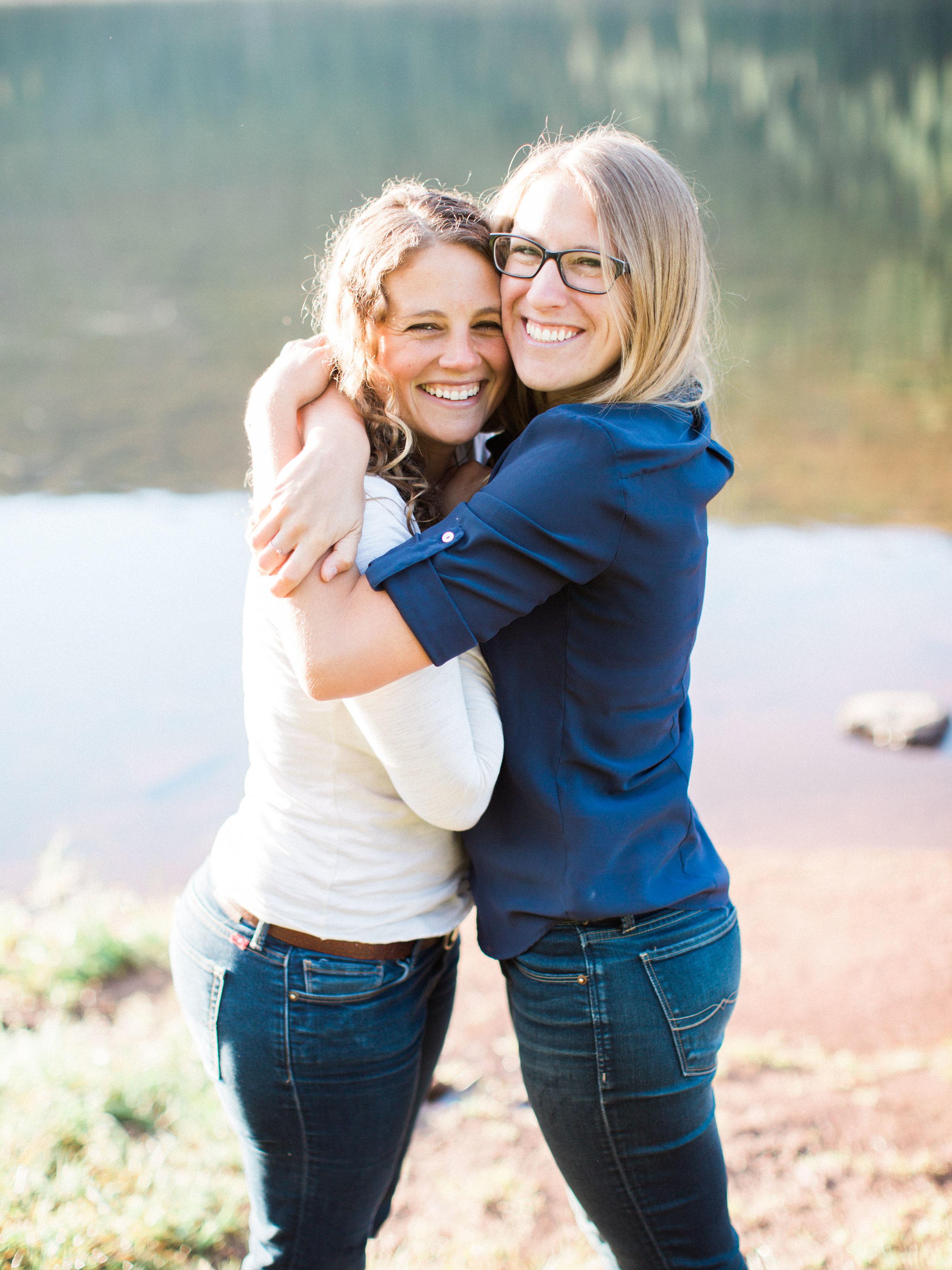 jessica & Haley | Boulder, CO