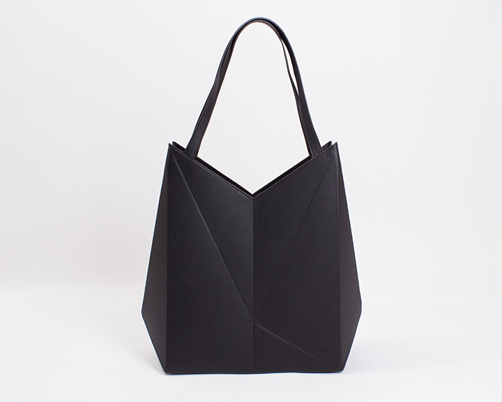 "FINELL  ""Vox"" Tote in Black - $1195"