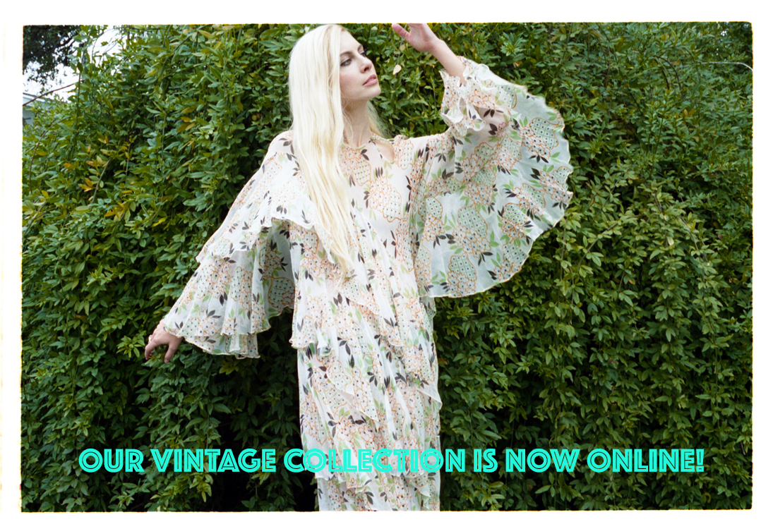 GOT VINTAGE? WE BUY VINTAGE CLOTHING AND ACCESSORIES DAILY. NO NEED FOR AN APPOINTMENT. FOR INQUIRIES PLEASE EMAIL US AT INFO@SHOPGARMENT.COM OR CALL 512-462-4667.
