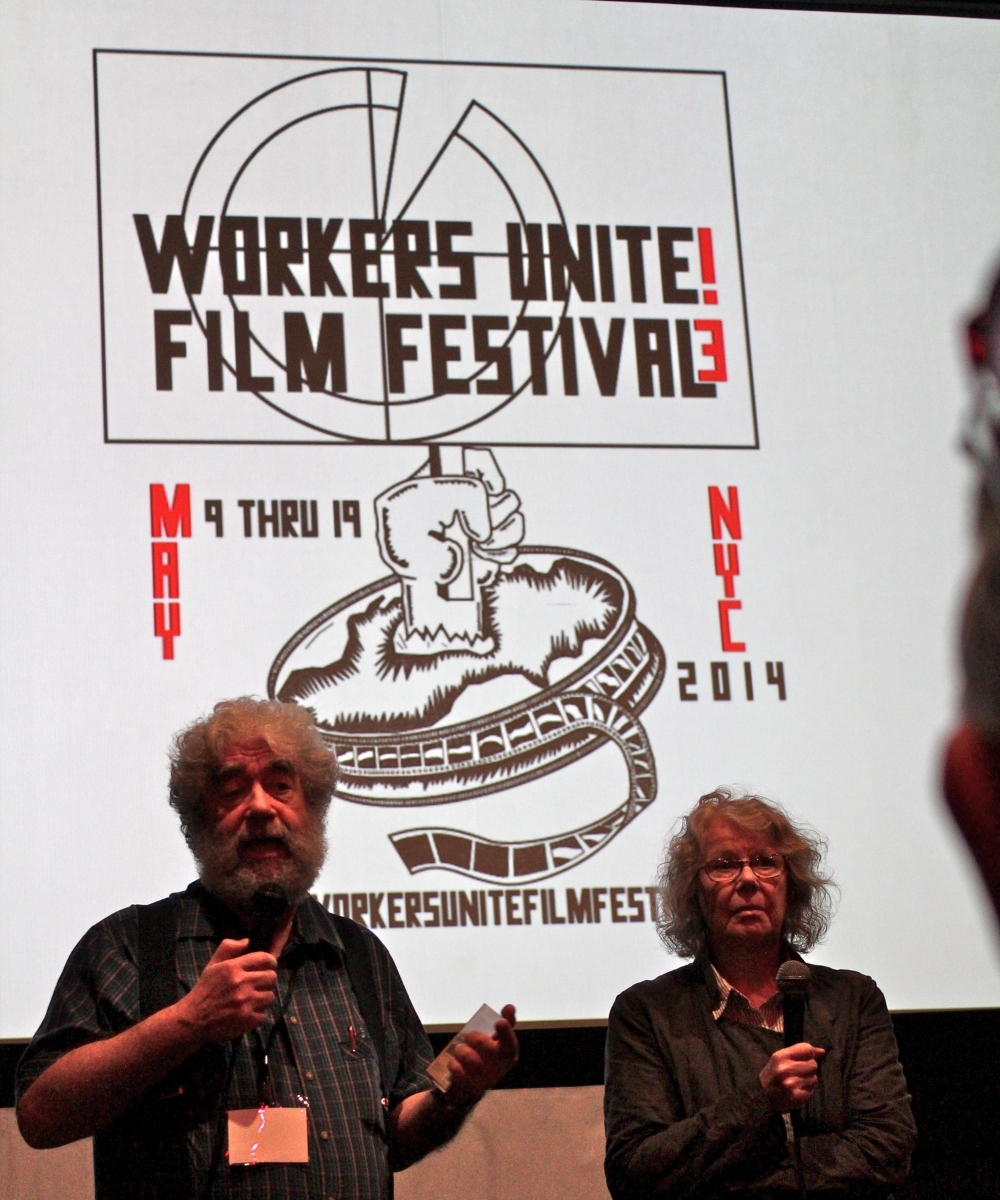 Workers Unite Film Festival Discussion