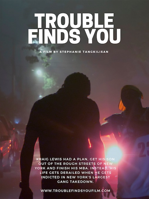 Trouble Finds You - Poster.jpg