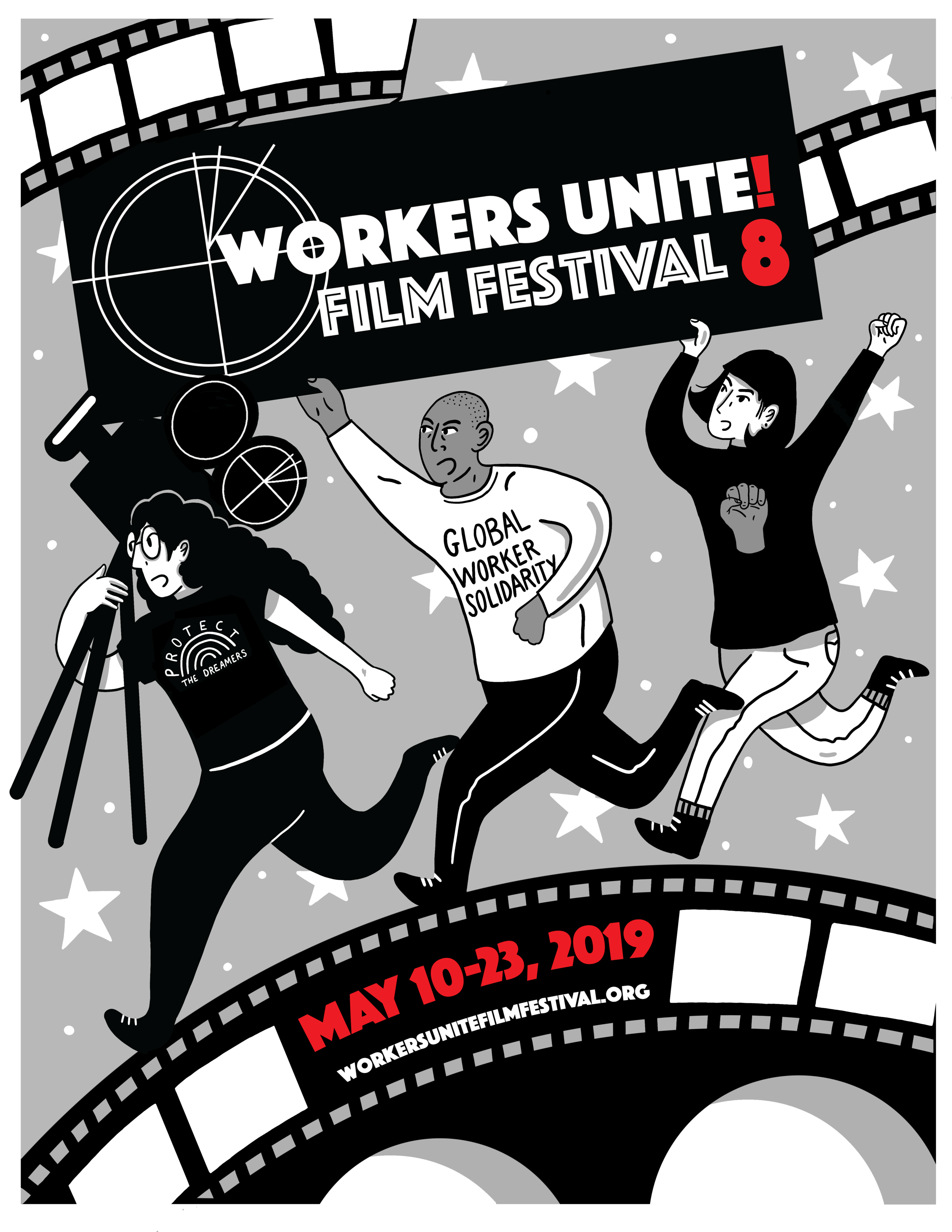 NYC'S ONLY MAJOR LABOR/WORKER THEMED FILM FESTIVAL
