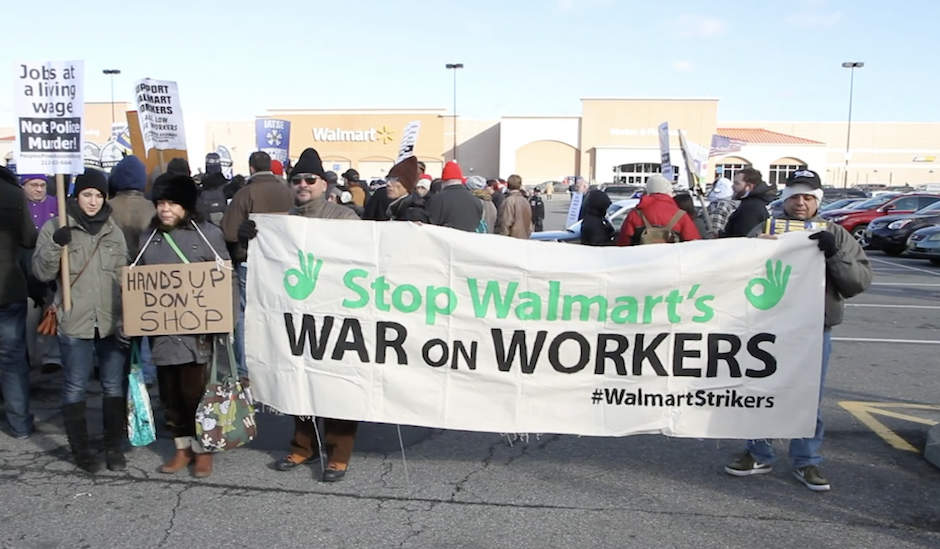 COME SEE THE POWERFUL STORY OF THE FIGHT TO ORGANIZE WALMART