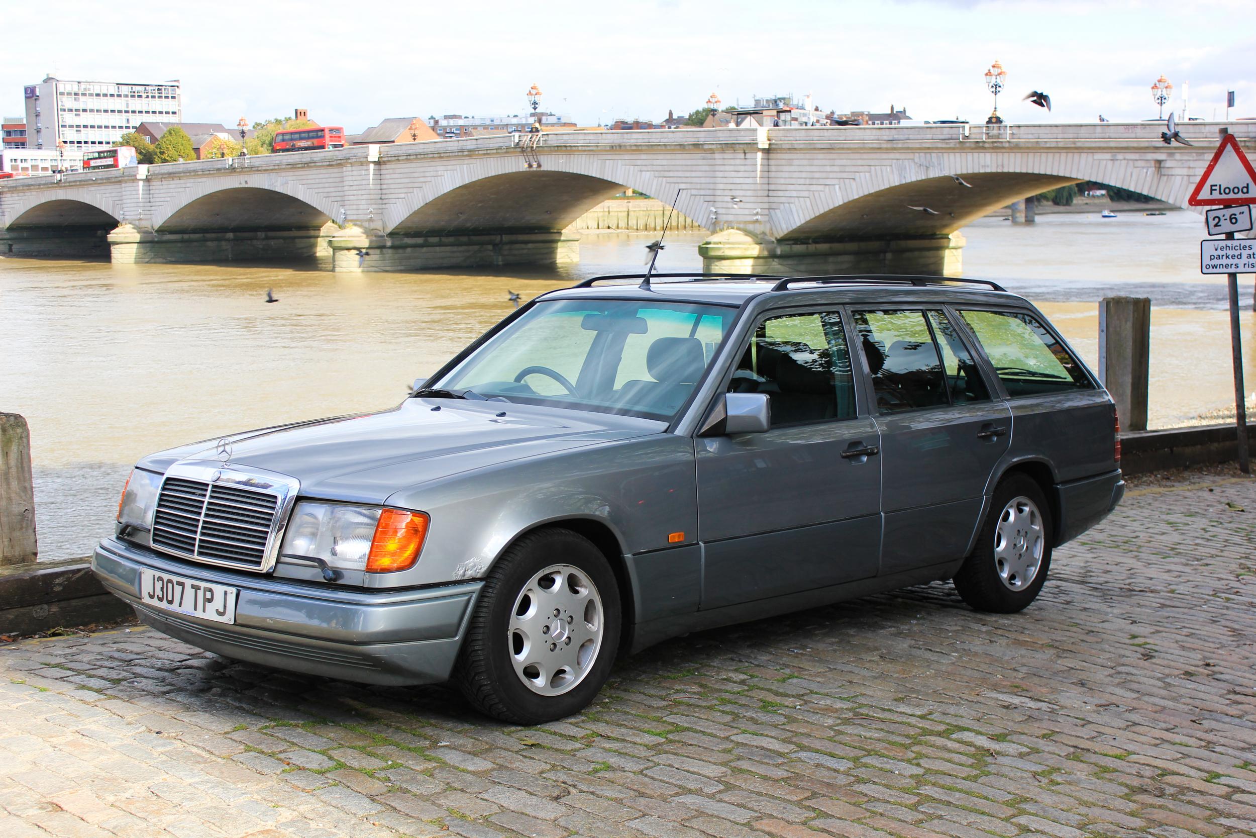 1992 Mercedes-Benz 300TE-24 Sportline