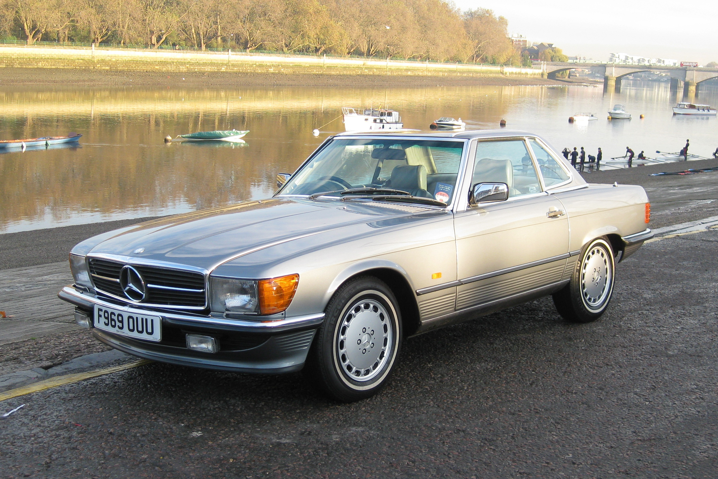 1988 Mercedes-Benz 500SL