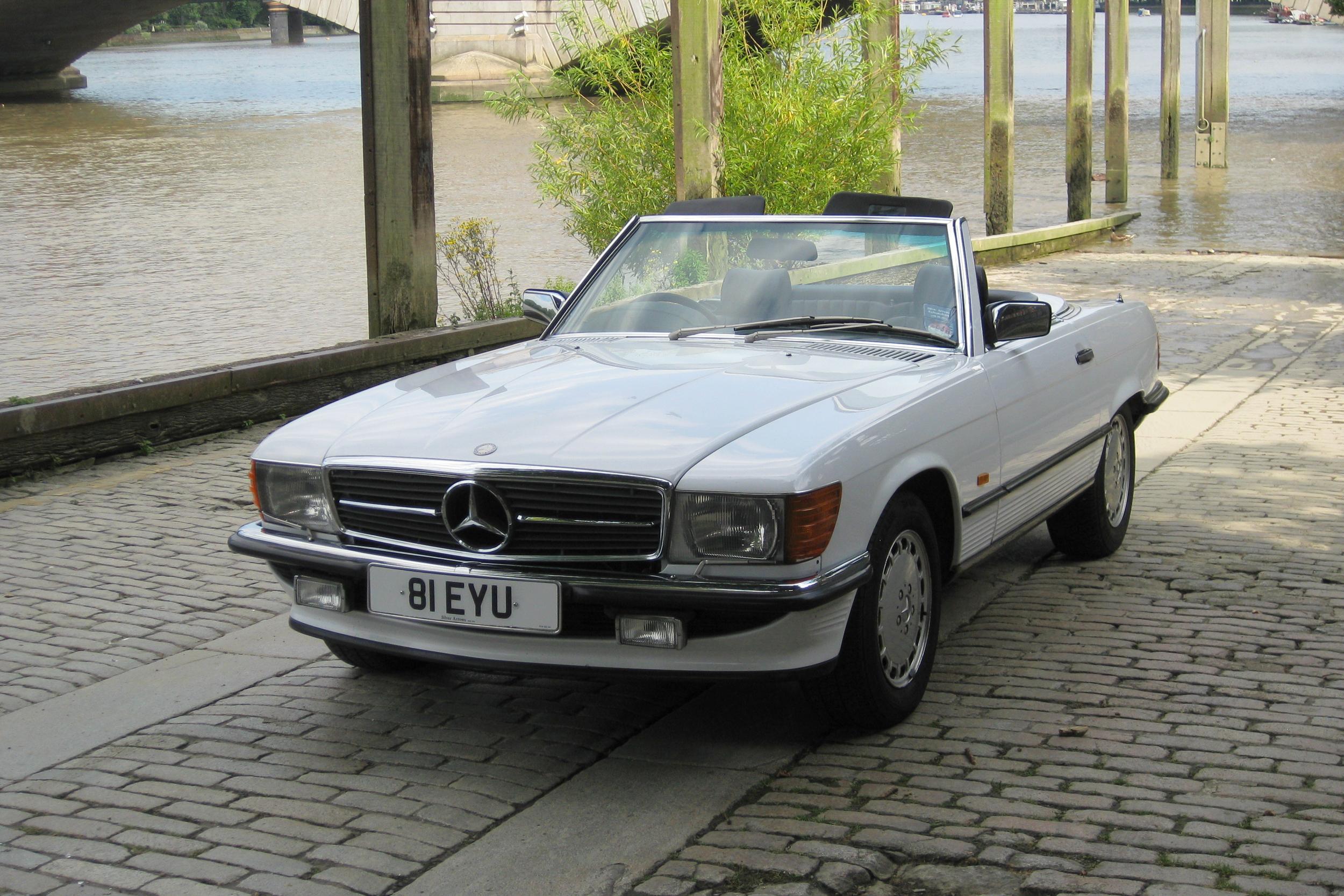 1988 Mercedes-Benz 420SL