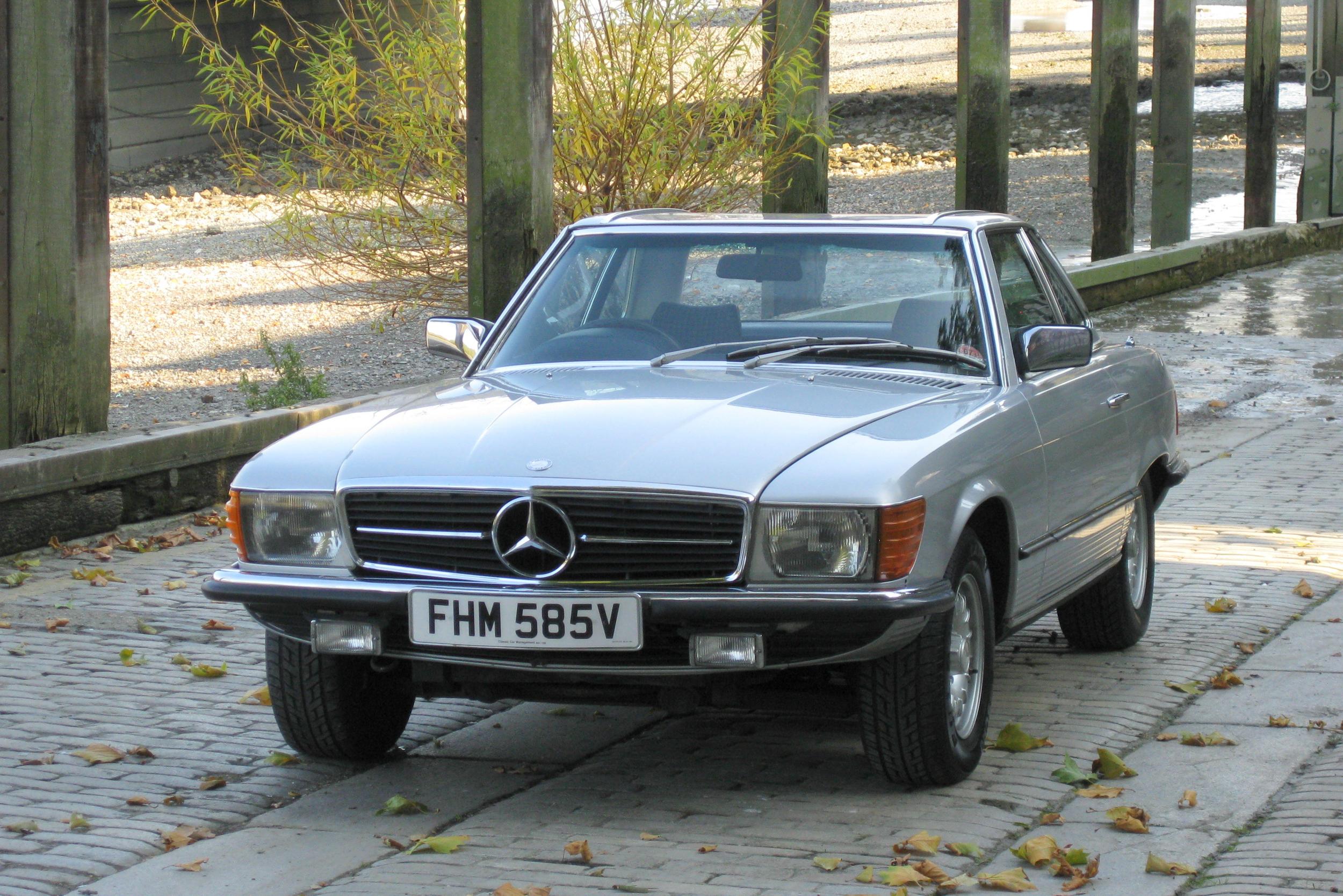 1980 Mercedes-Benz 350SL