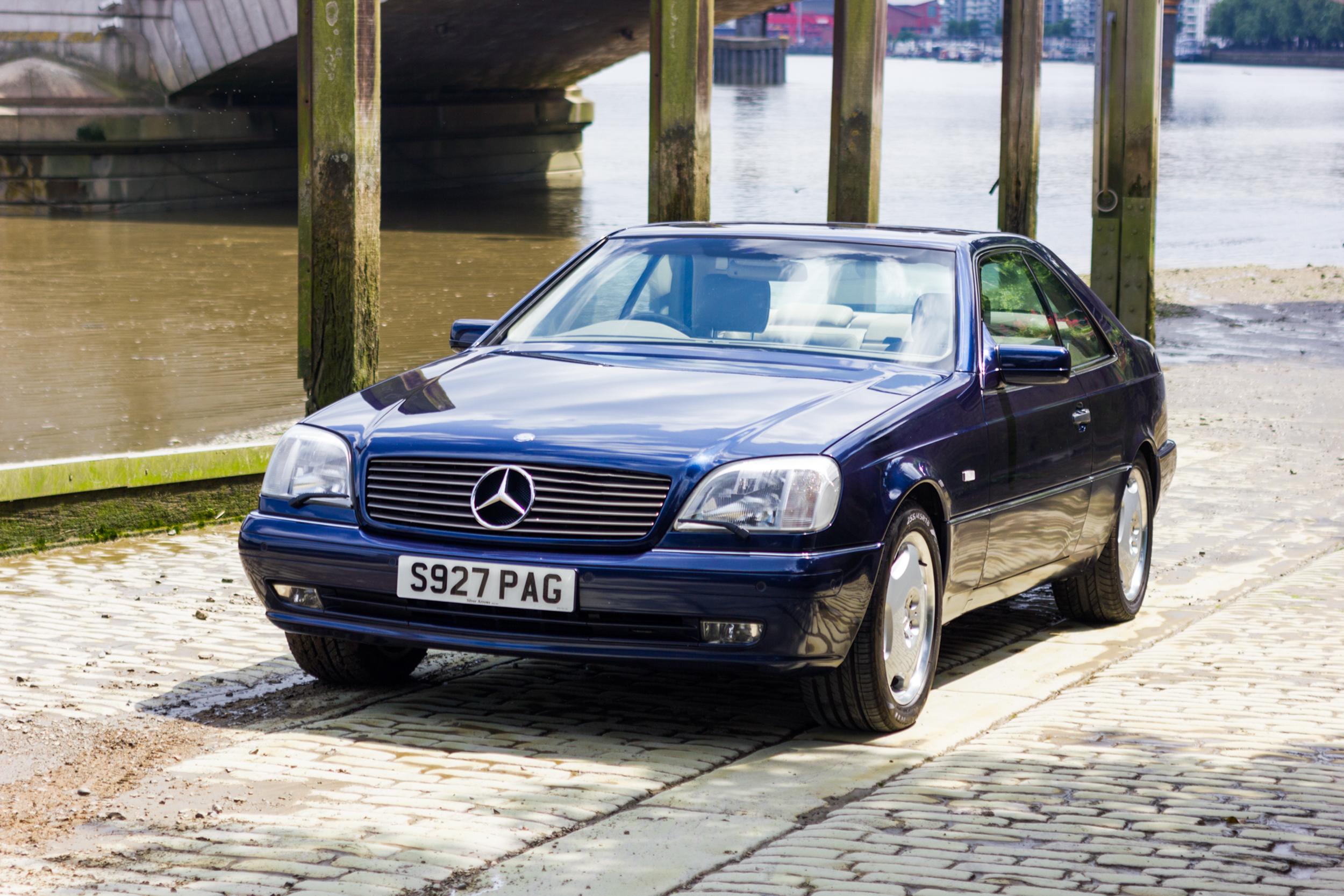 1998 Mercedes-Benz CL420