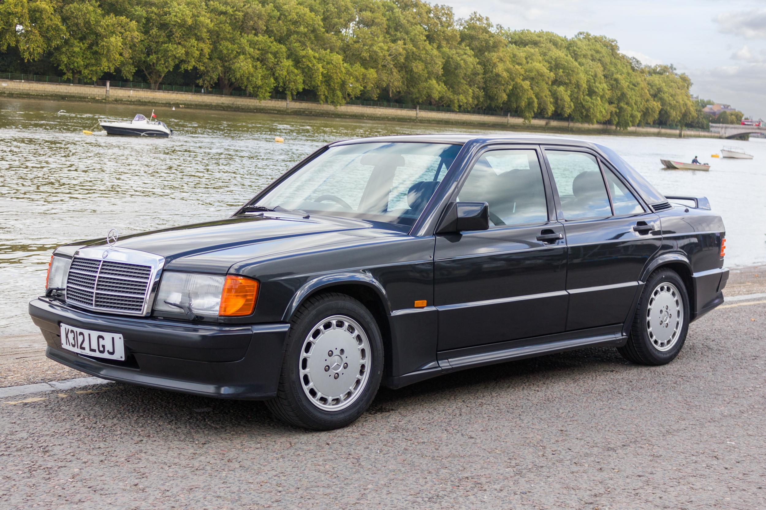 1992 Mercedes-Benz 190E 2.5-16