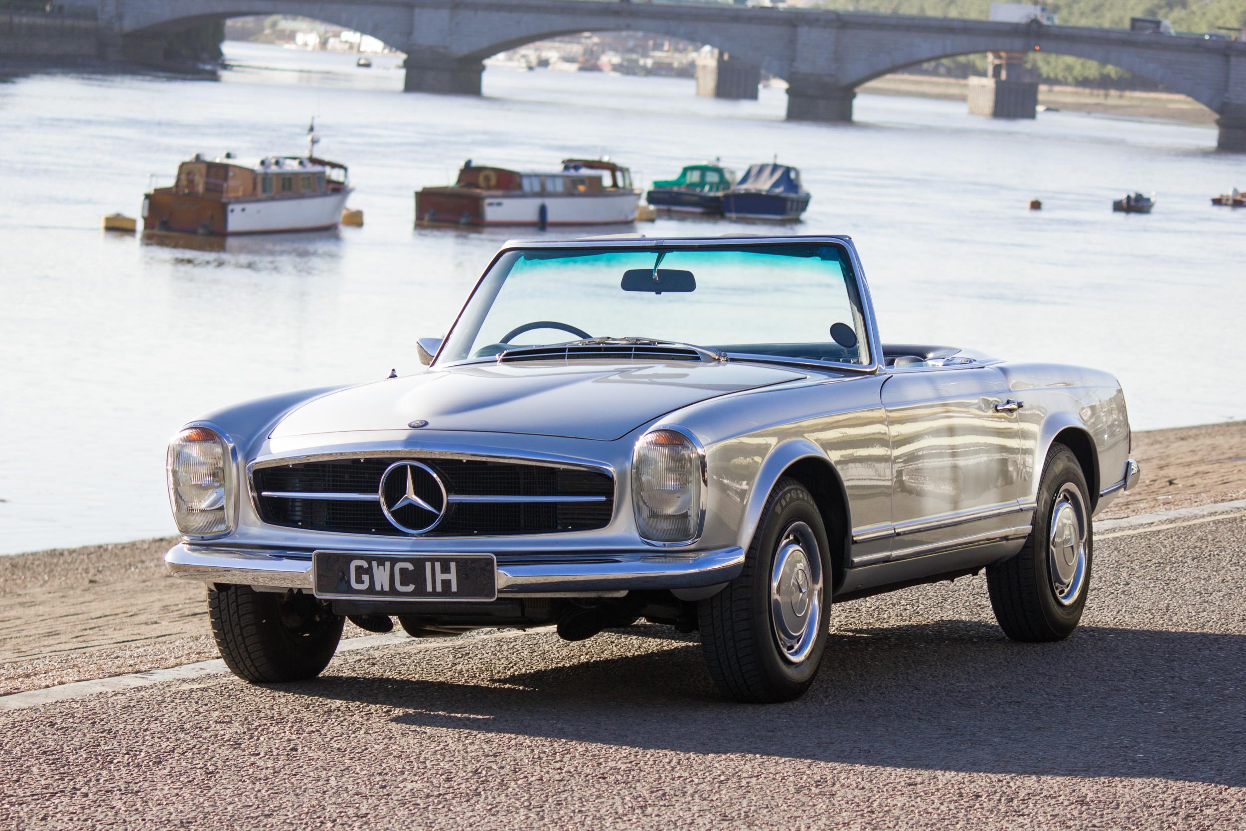 1969 Mercedes-Benz 280SL