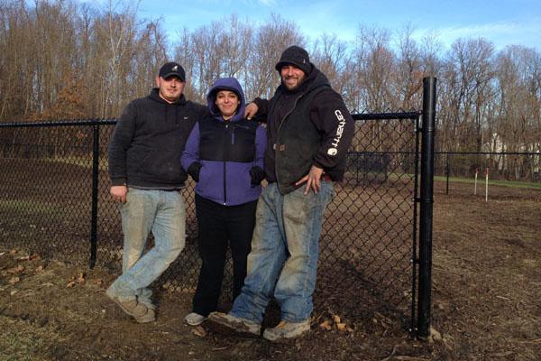 The DeCar Fencing Team