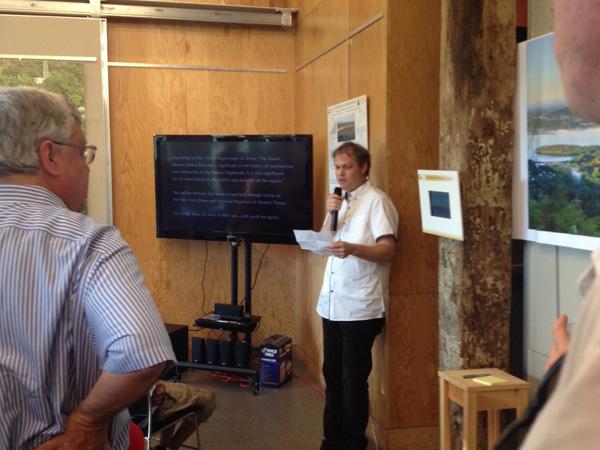 Exhibition Director, Jeff McHugh